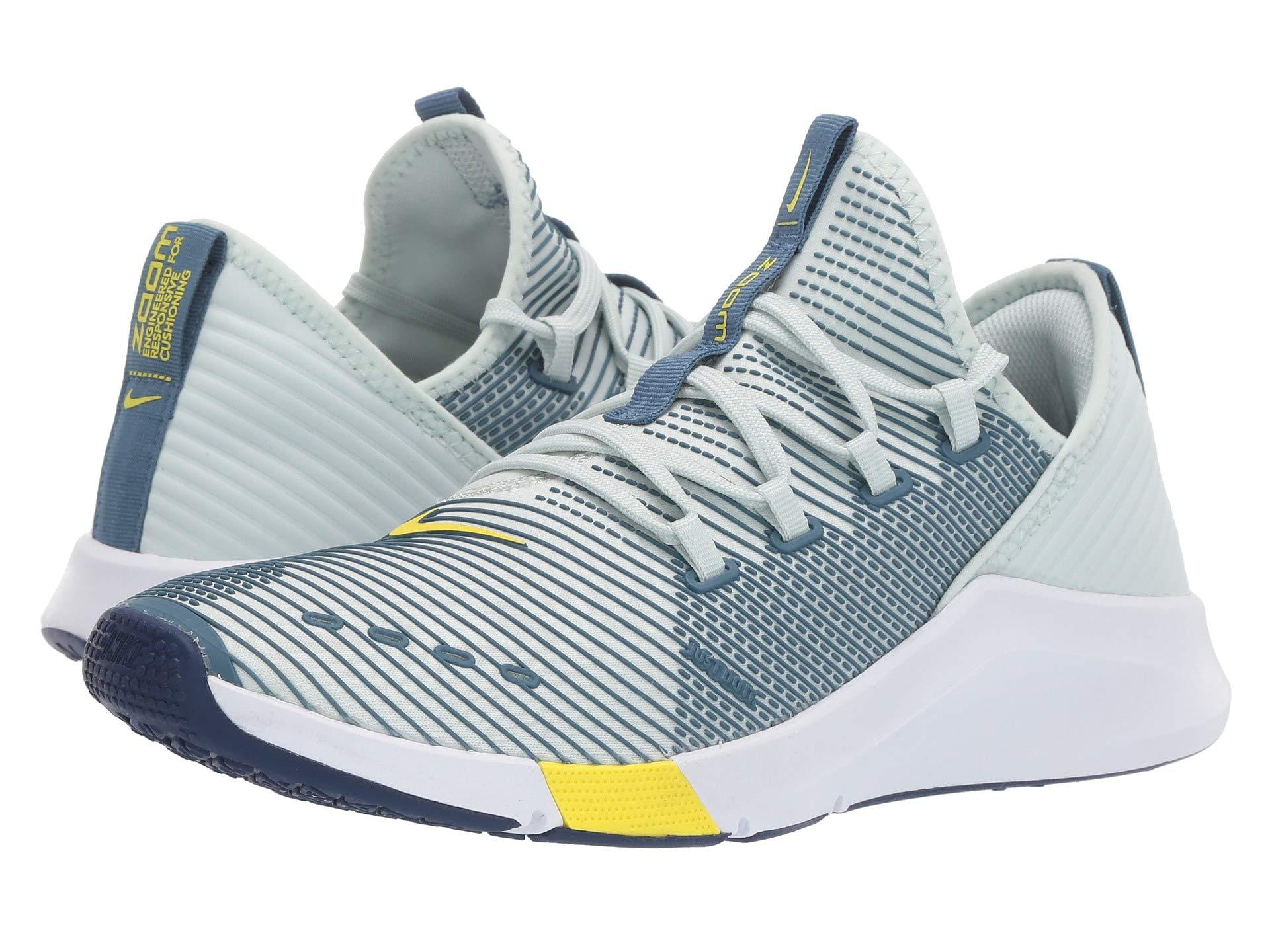 new product a7b79 ef00f Lyst - Nike Air Zoom Elevate (barely Grey sonic Yellow white ...