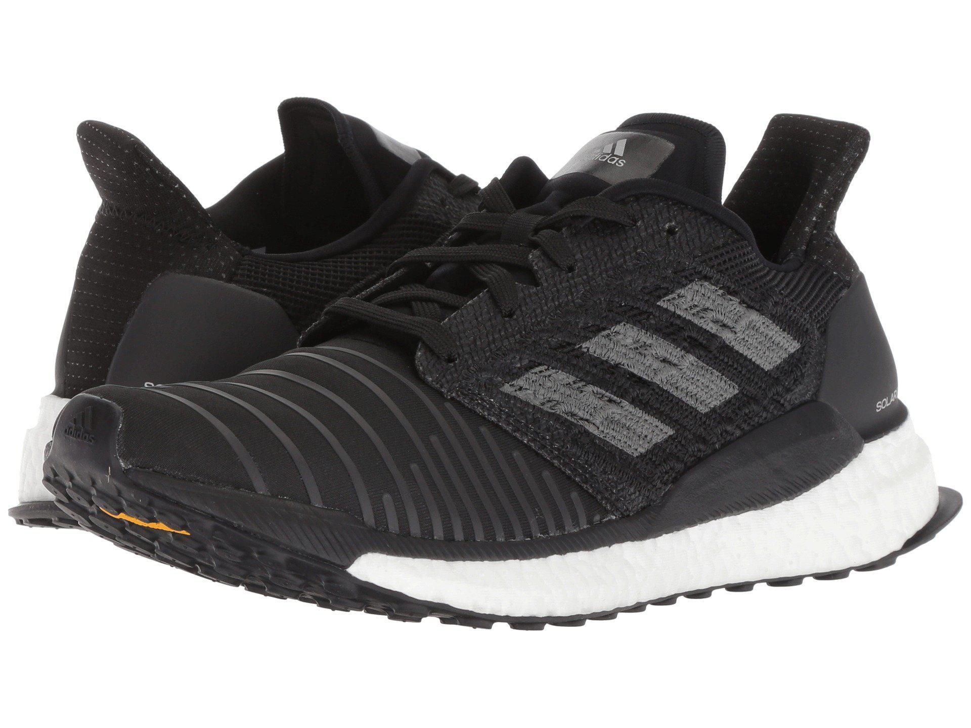 adidas Originals. Solar Boost (core Black grey Four F17 ftwr White) Women s Running  Shoes fce1c802d