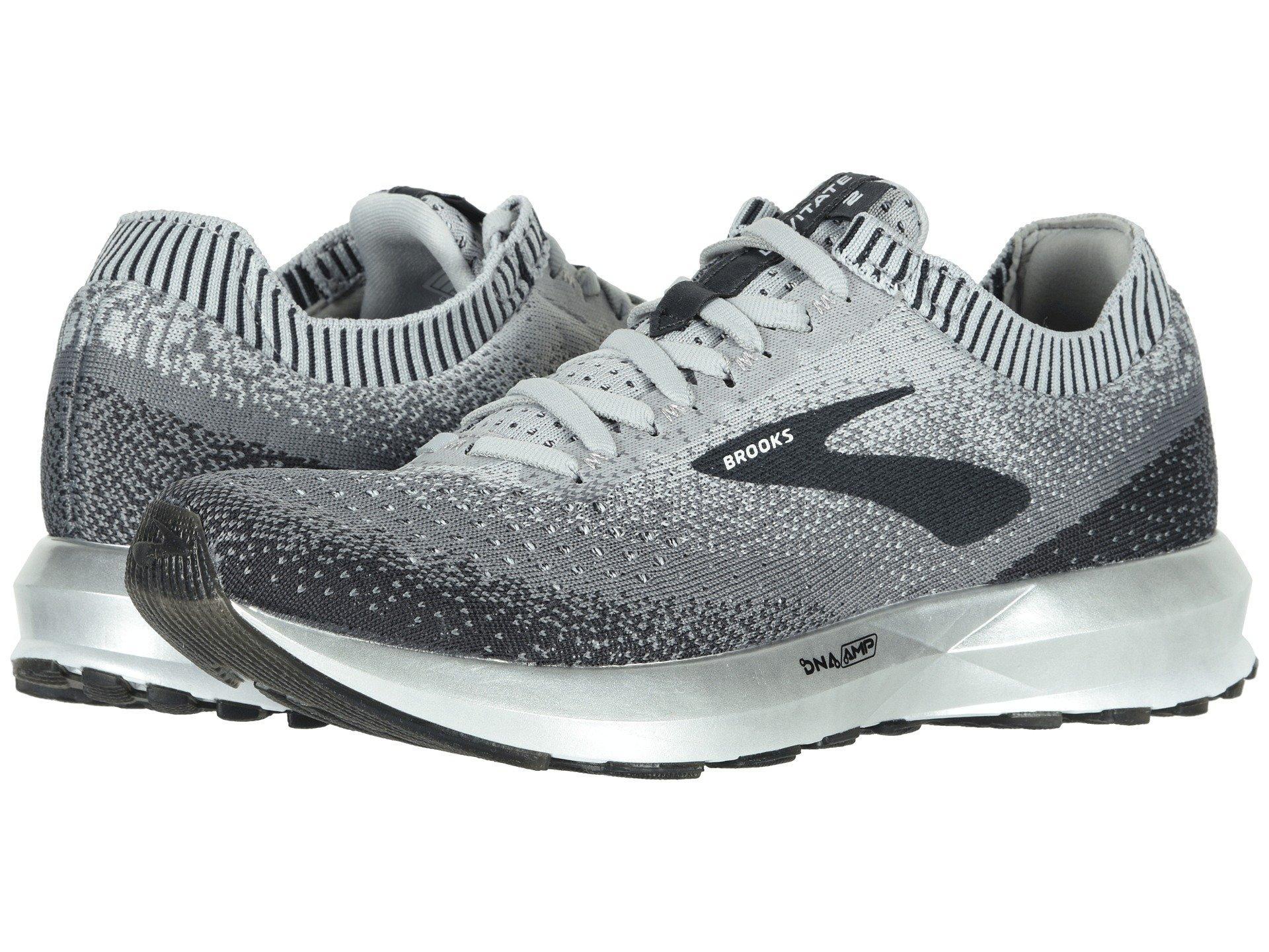 2d6f831a2edb2 Brooks - Gray Levitate 2 (lilac purple navy) Women s Running Shoes -. View  fullscreen