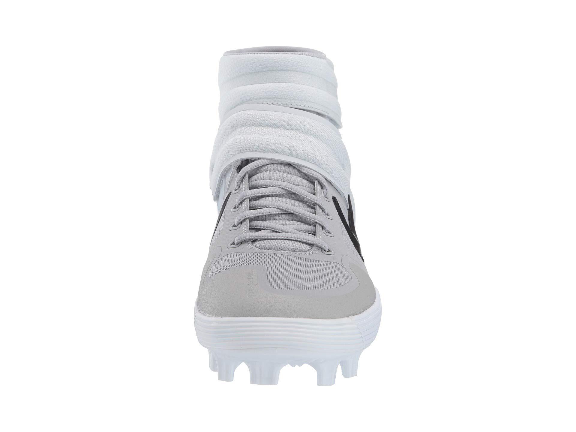 d069bb069a4 Nike - Multicolor Alpha Huarache Elite 2 Mid Mcs (black white) Men s  Cleated. View fullscreen