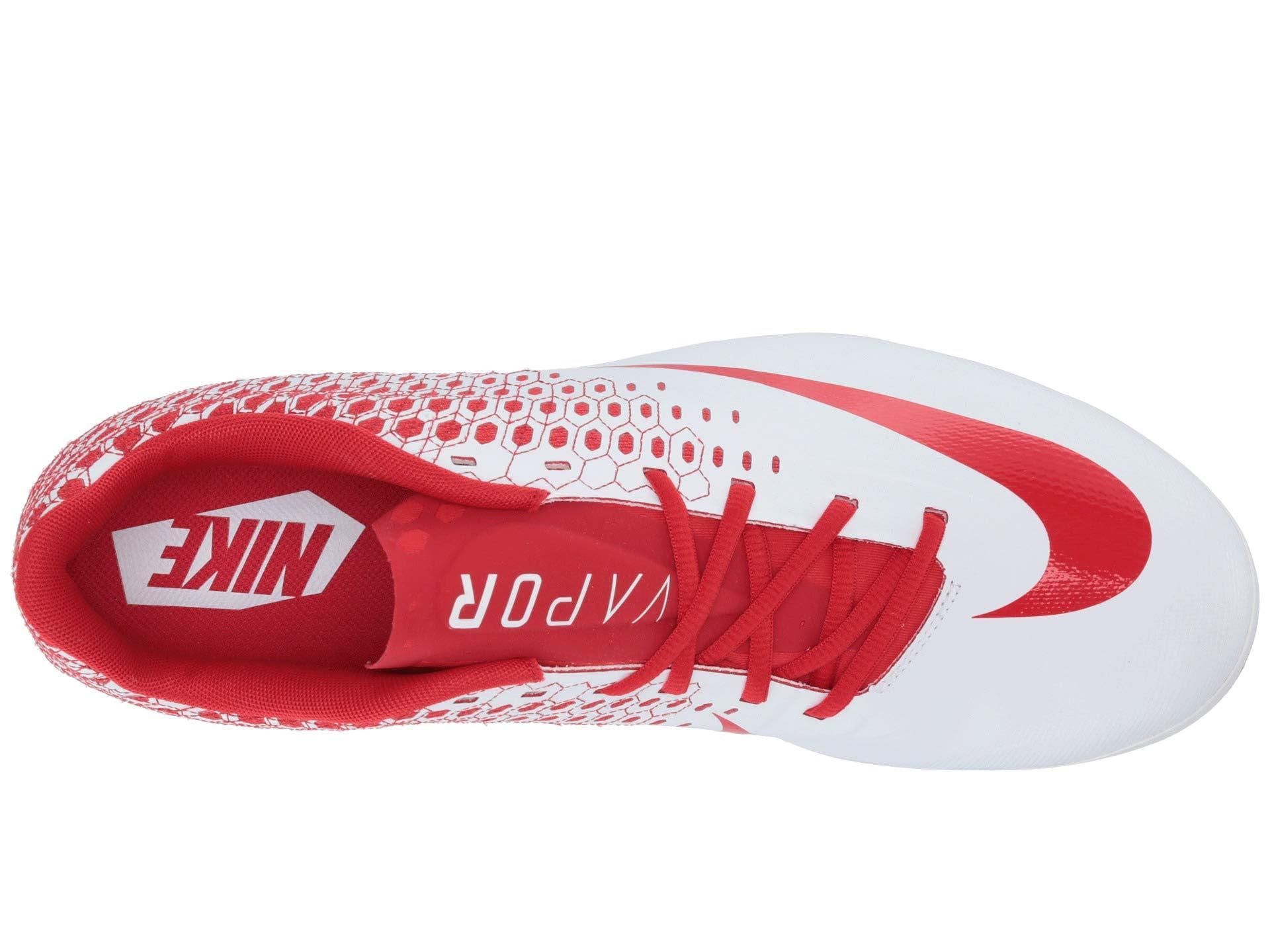 Nike - Red Lunar Vapor Ultrafly Elite 2 (white black white wolf. View  fullscreen ec51eb3cf