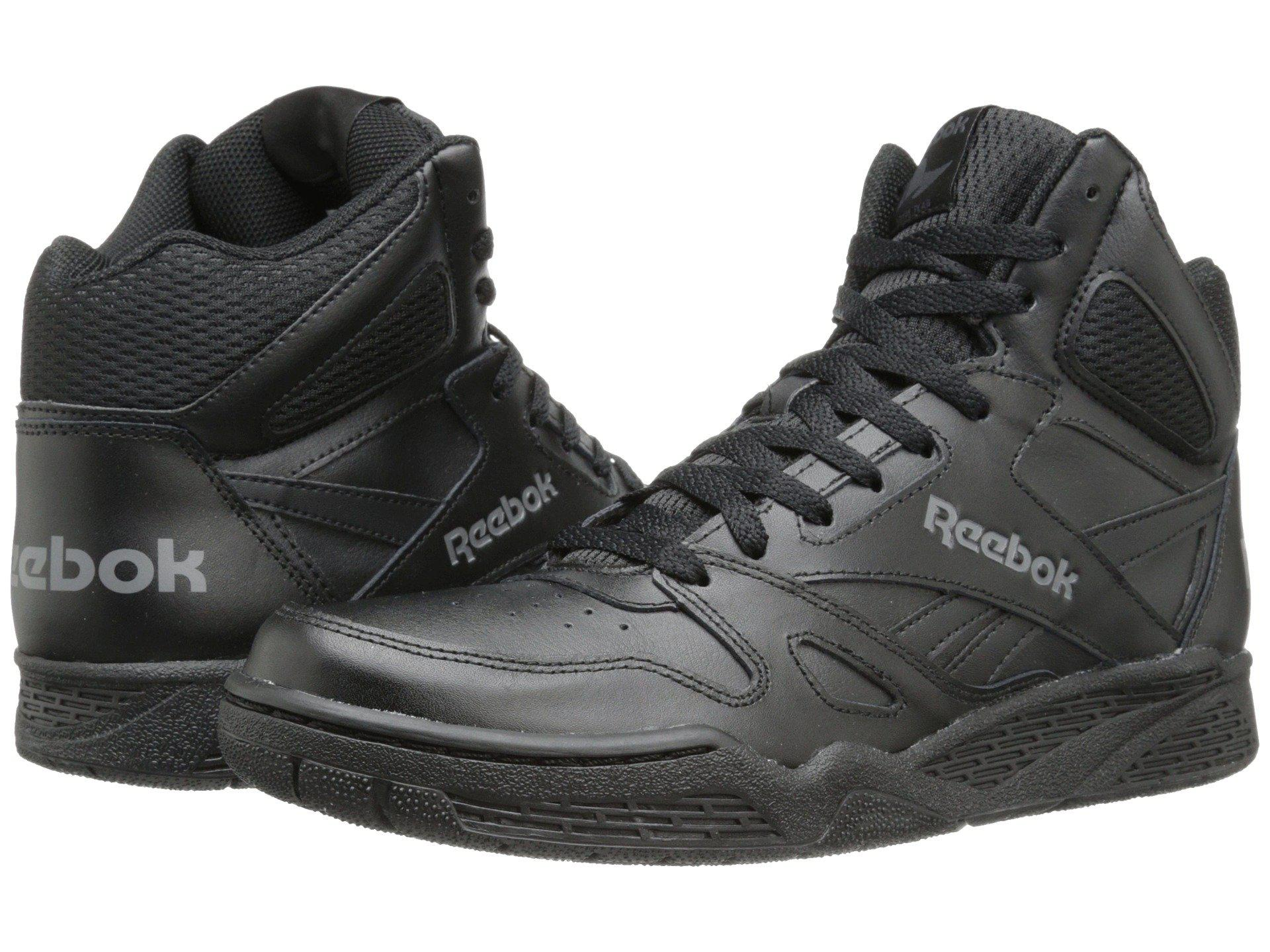 dfc1be5f48fc ... delicate colors b1368 36657 Lyst - Reebok Royal Bb4500 Hi (whitesteel) Mens  Basketball S ...