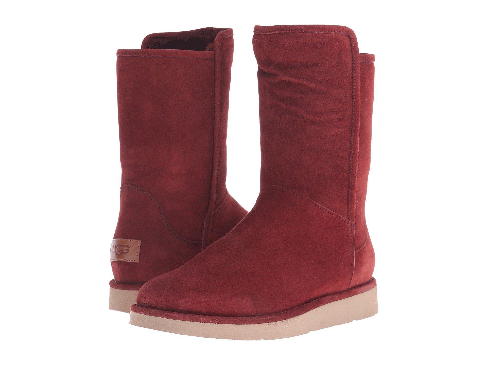 213f88733b5 Ugg Red Abree Short (nero) Women's Boots