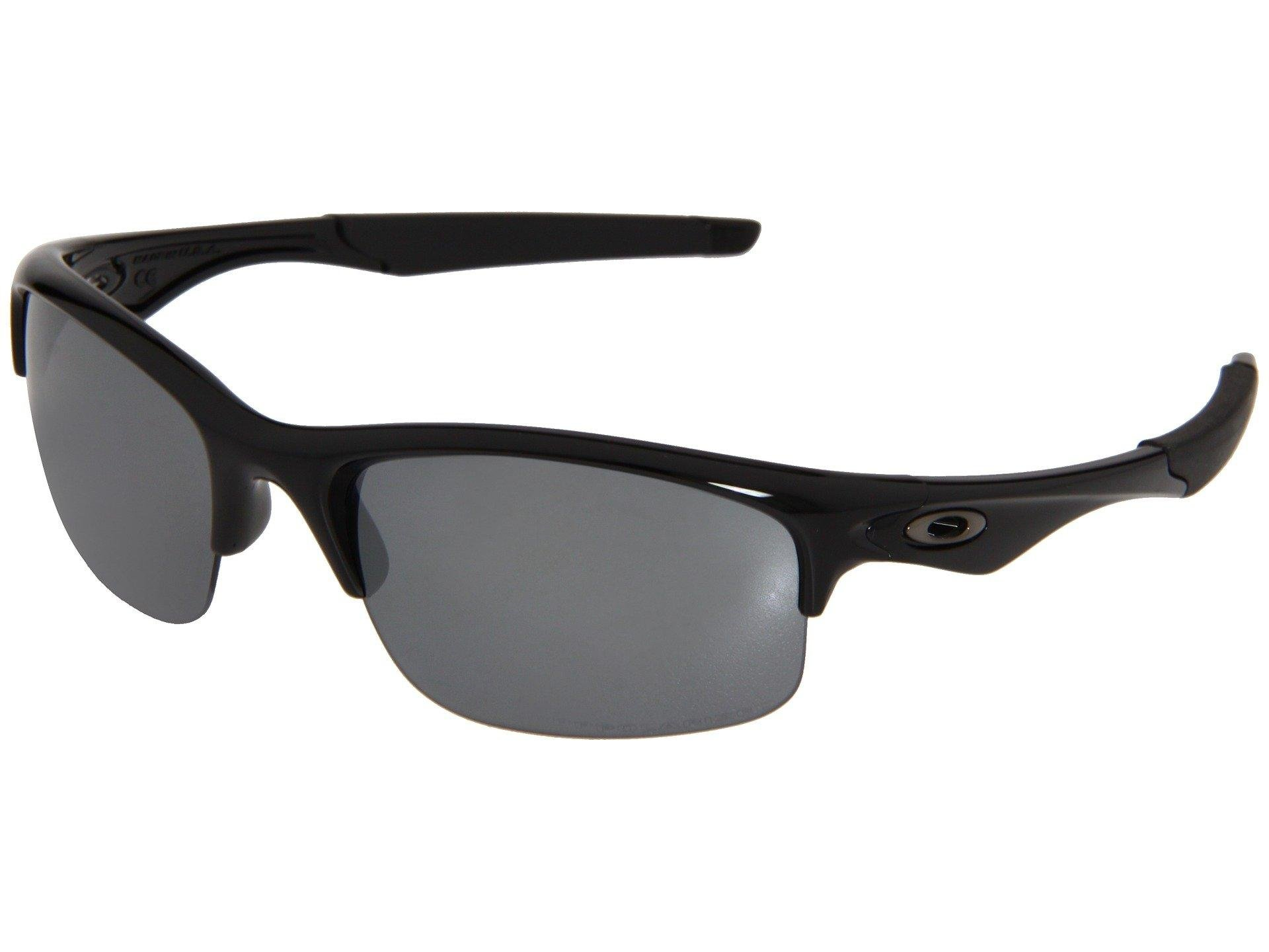 13f060b531 Oakley. Men s Bottle Rocket Polarized (polished Black black Iridium  Polarized) Sport Sunglasses