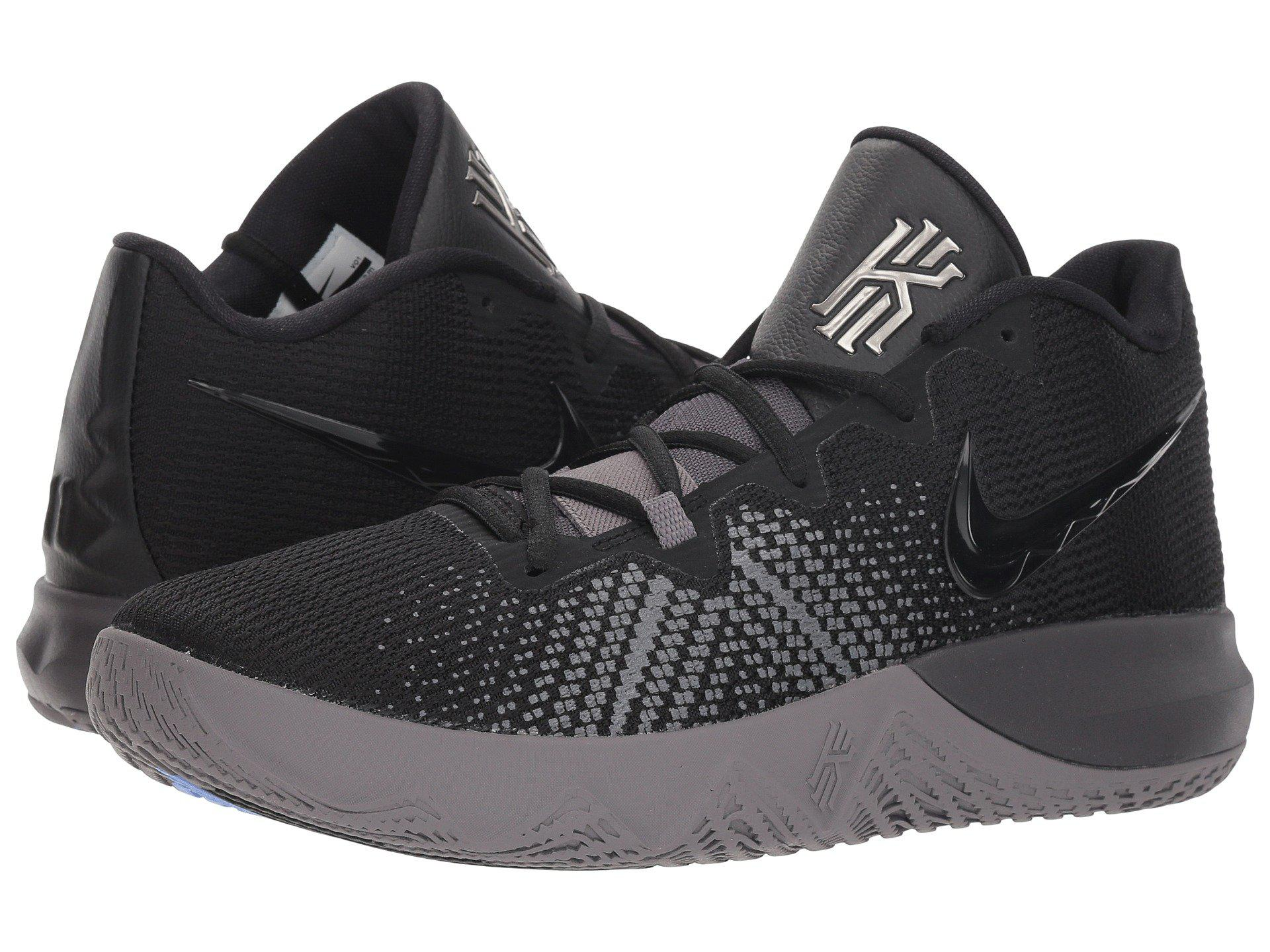 fcfd28760f79 Lyst - Nike Kyrie Flytrap (university Red metallic Gold black) Men s ...