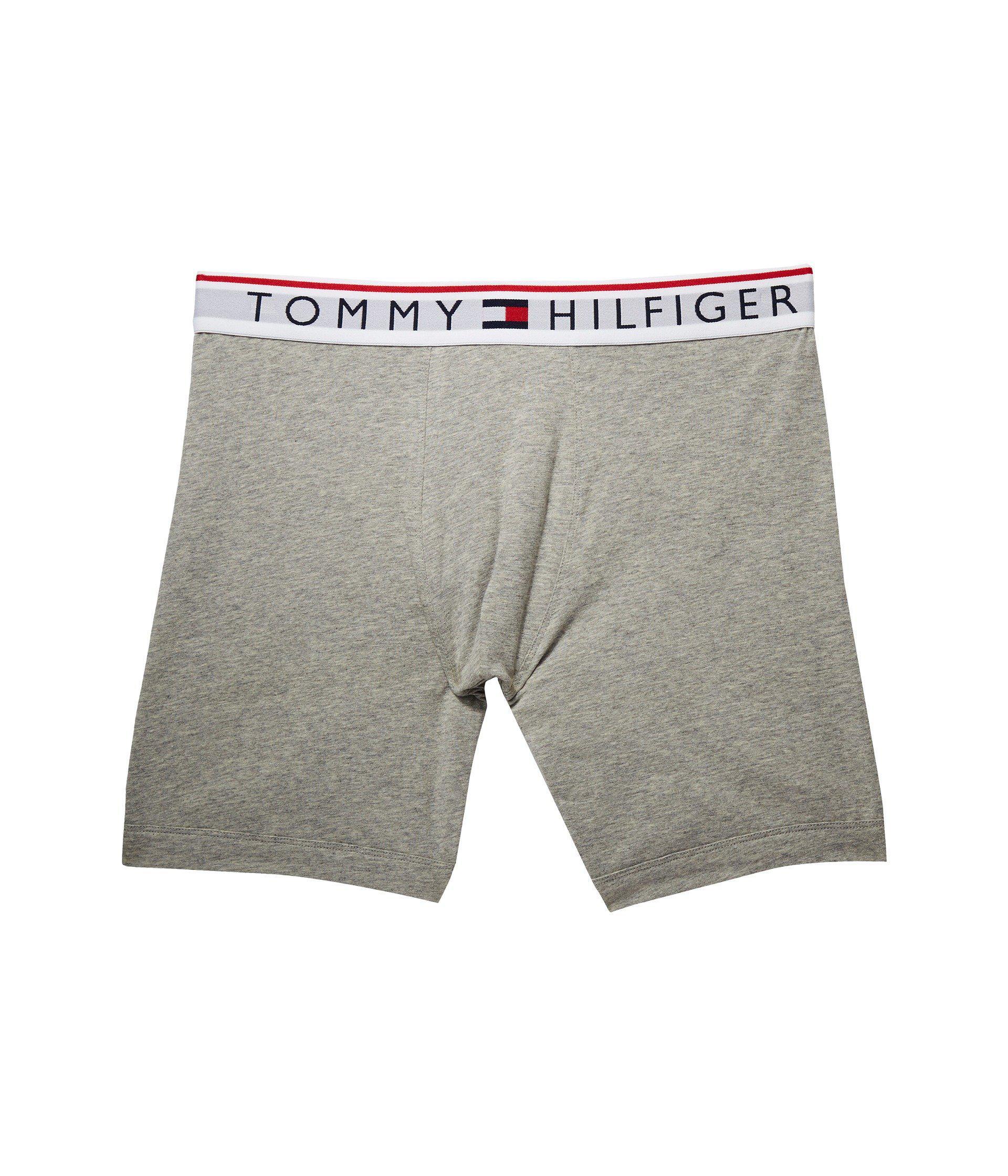 Lyst - Tommy Hilfiger Modern Essentials 2-pack Boxer Briefs (dark Navy) Men s  Underwear in Blue for Men db88bc8b9