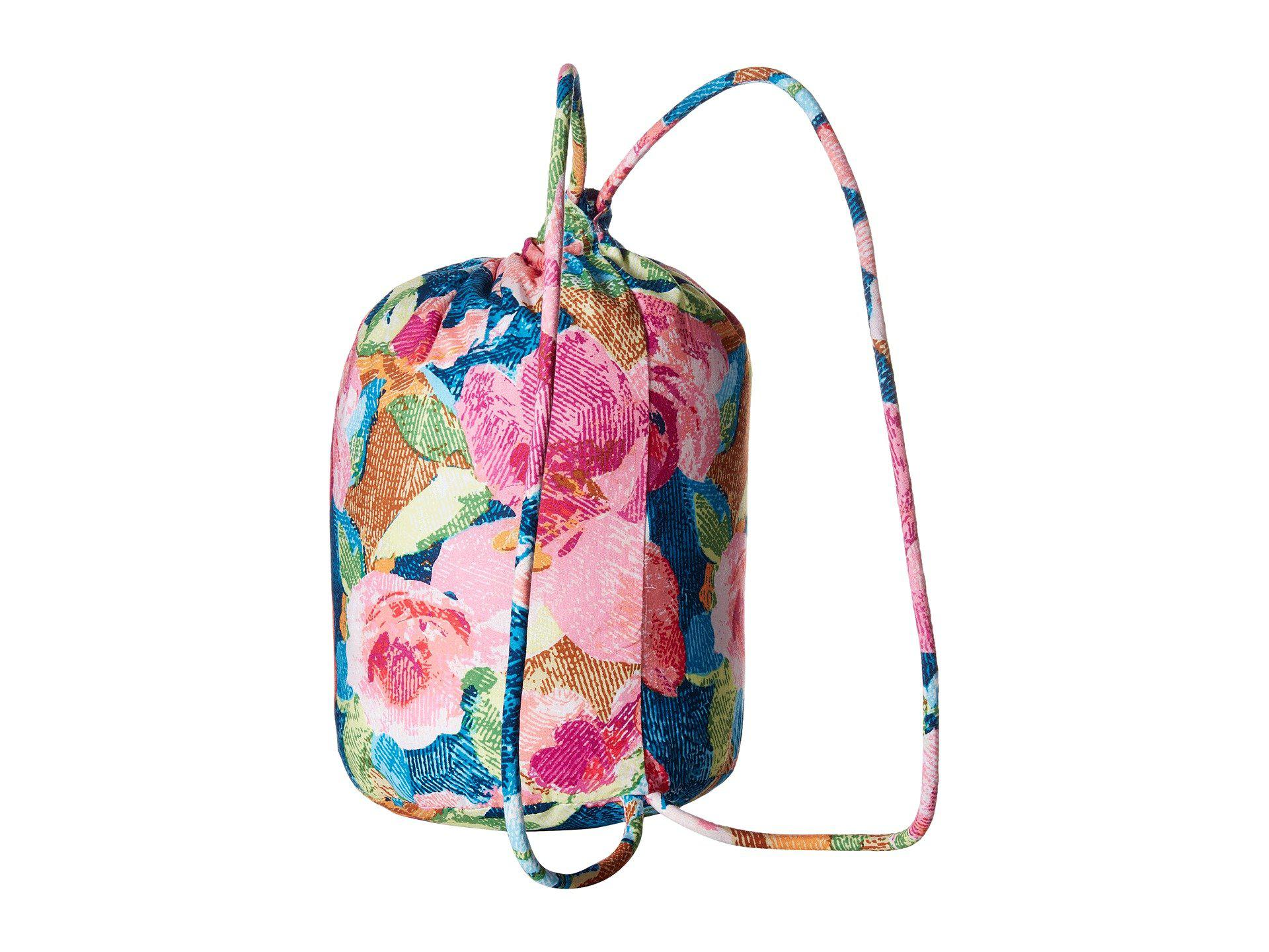 Vera Bradley - Multicolor Iconic Ditty Bag (wildflower Paisley) Bags - Lyst.  View fullscreen 69944d31c7ad8