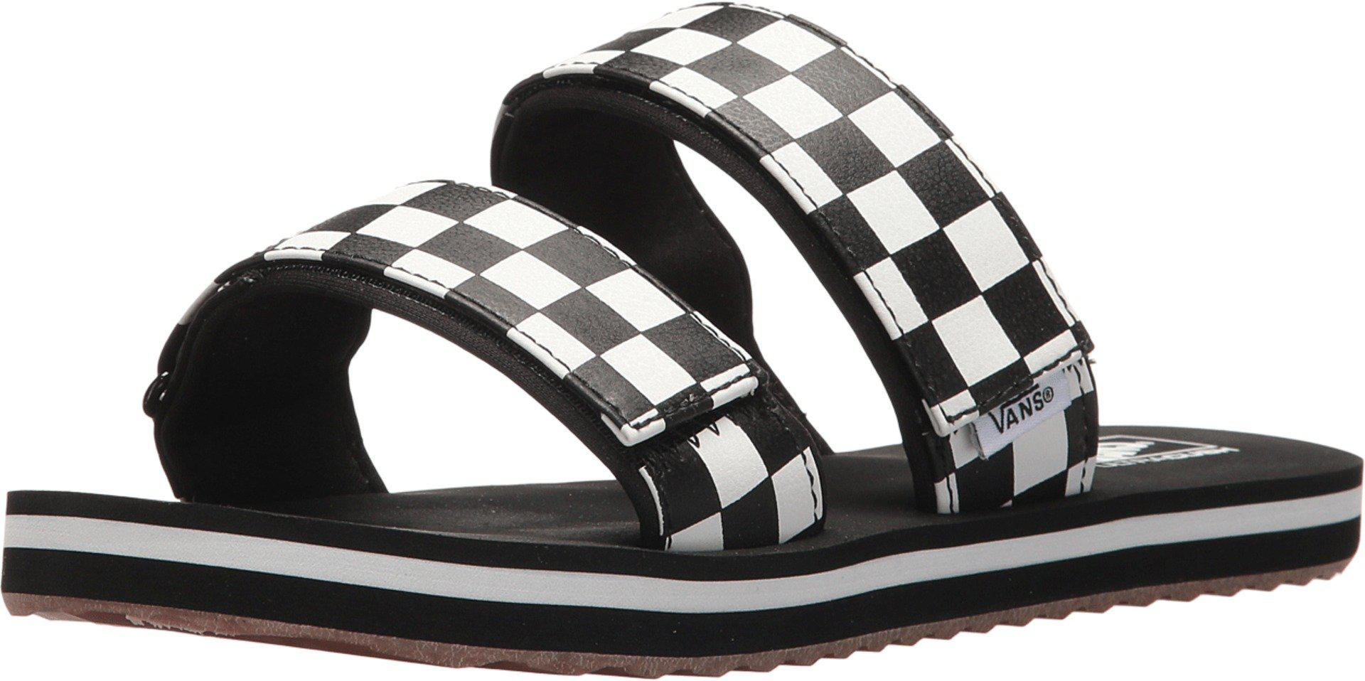 5cef4bb47869 Lyst - Vans Cayucas Slide in Black