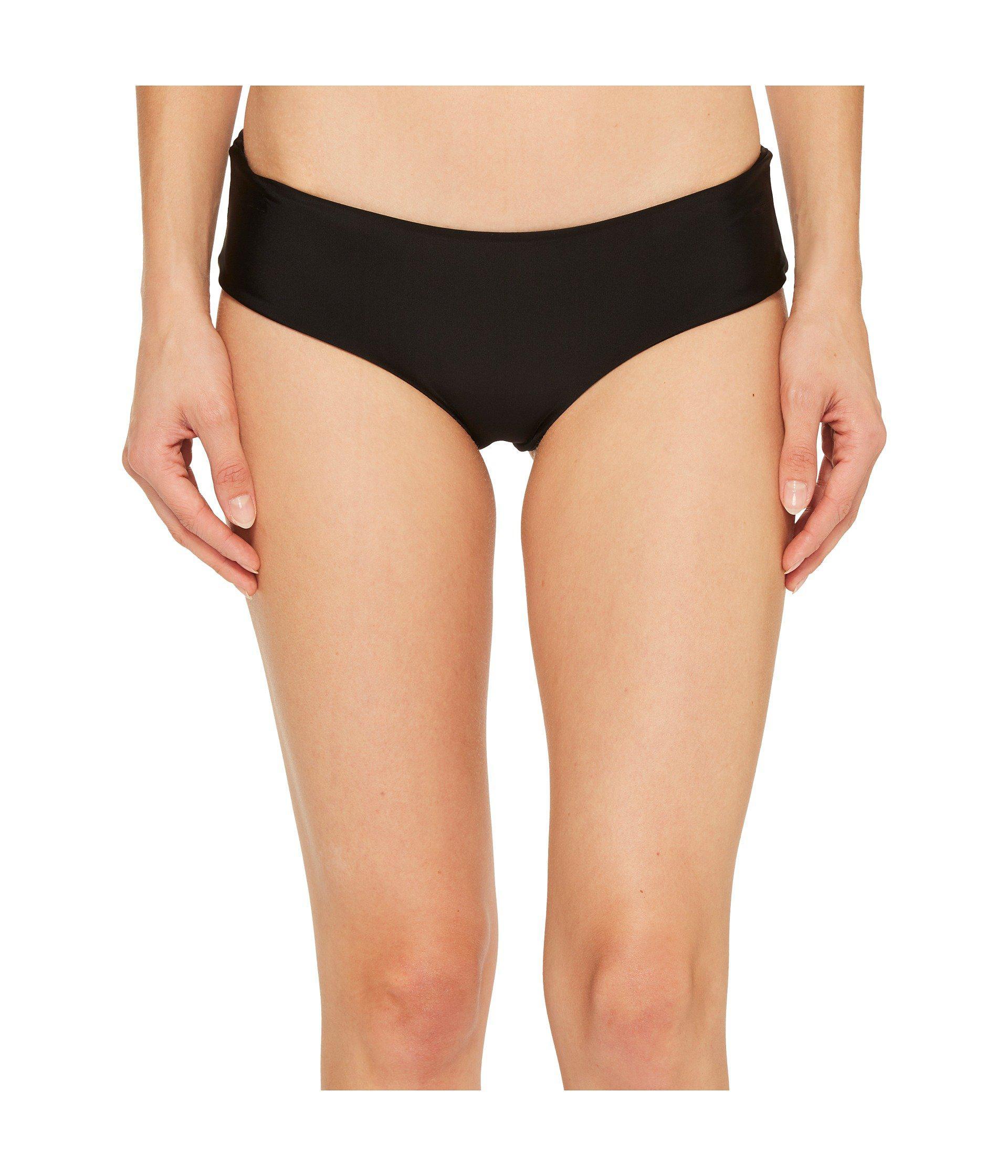 038404f6bde72 Lyst - Mikoh Swimwear Bondi Bottom (night) Women s Swimwear in Black