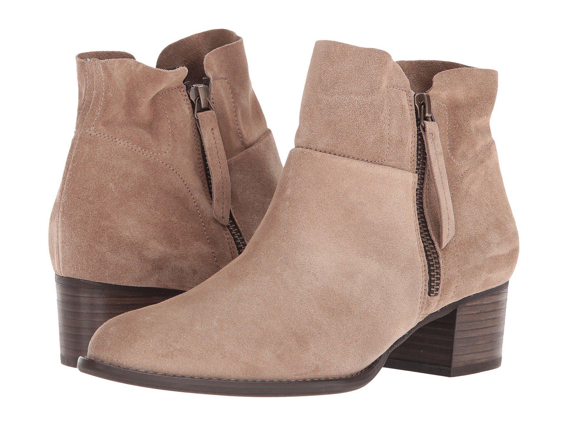 776df417585 Lyst - Paul Green Pandora Boot (antelope Suede) Women s Boots in Brown