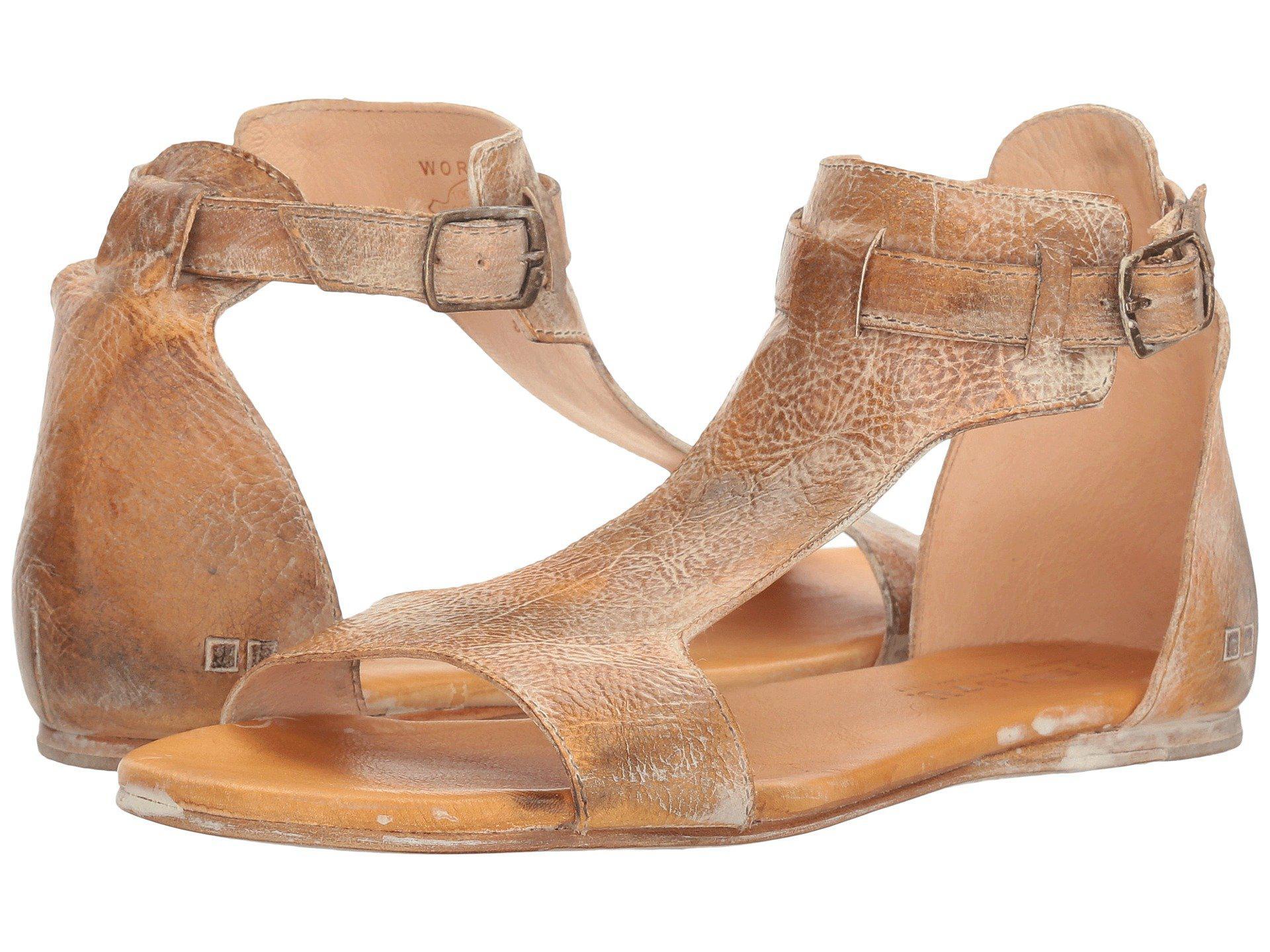 6f6919a44195 Lyst - Bed Stu Sable (black Handwash) Women s Shoes
