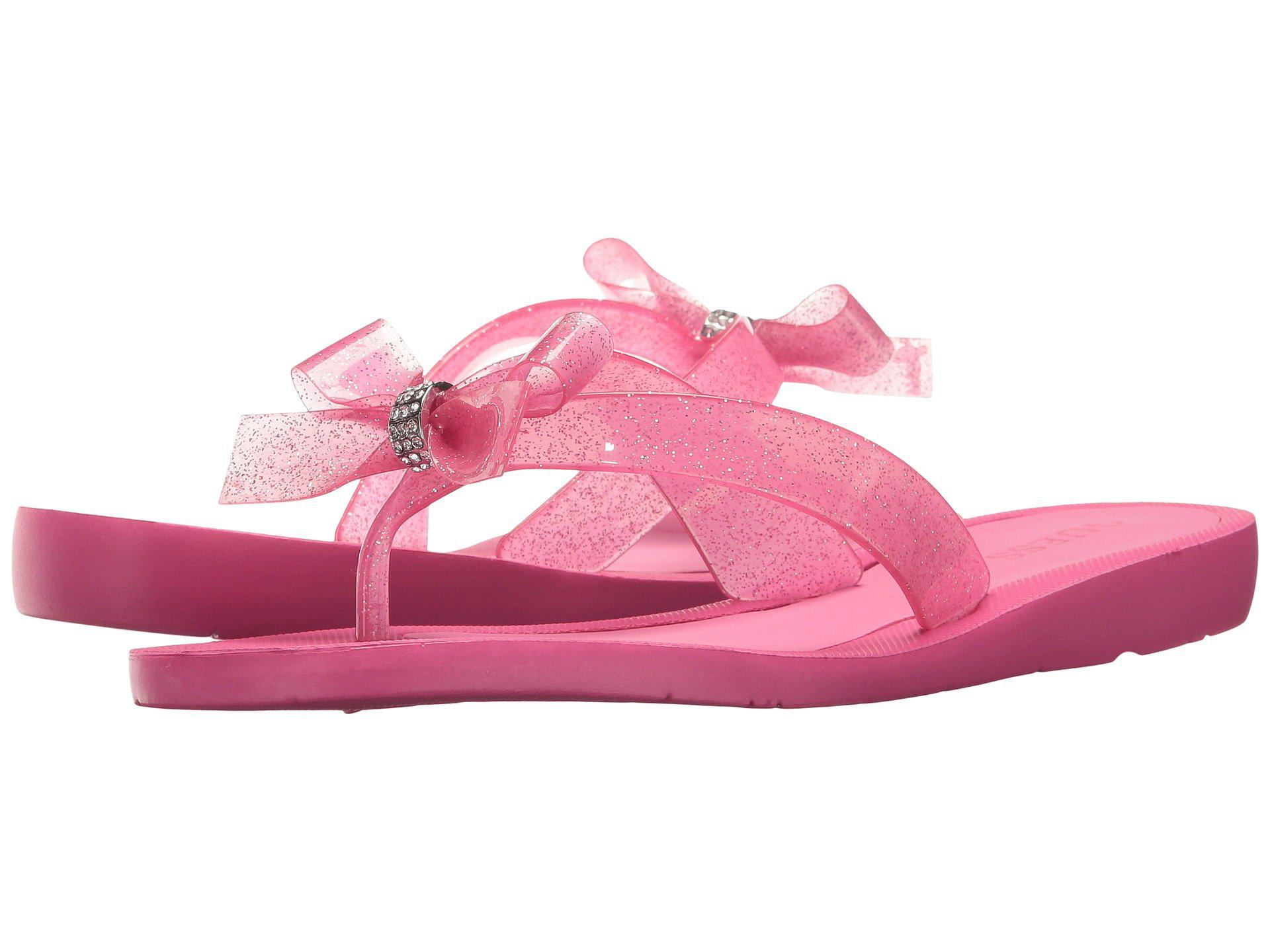 ae0089982026 Lyst - Guess Tutu (pink Synthetic) Women s Sandals in Pink - Save 45%