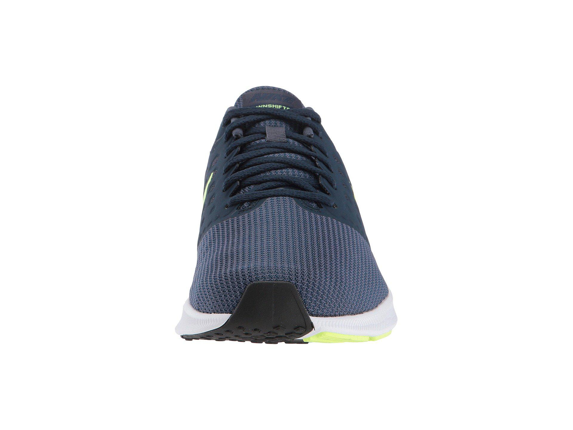 c785b4b69f7f Lyst - Nike Downshifter 7 (midnight Navy white dark Obsidian black ...