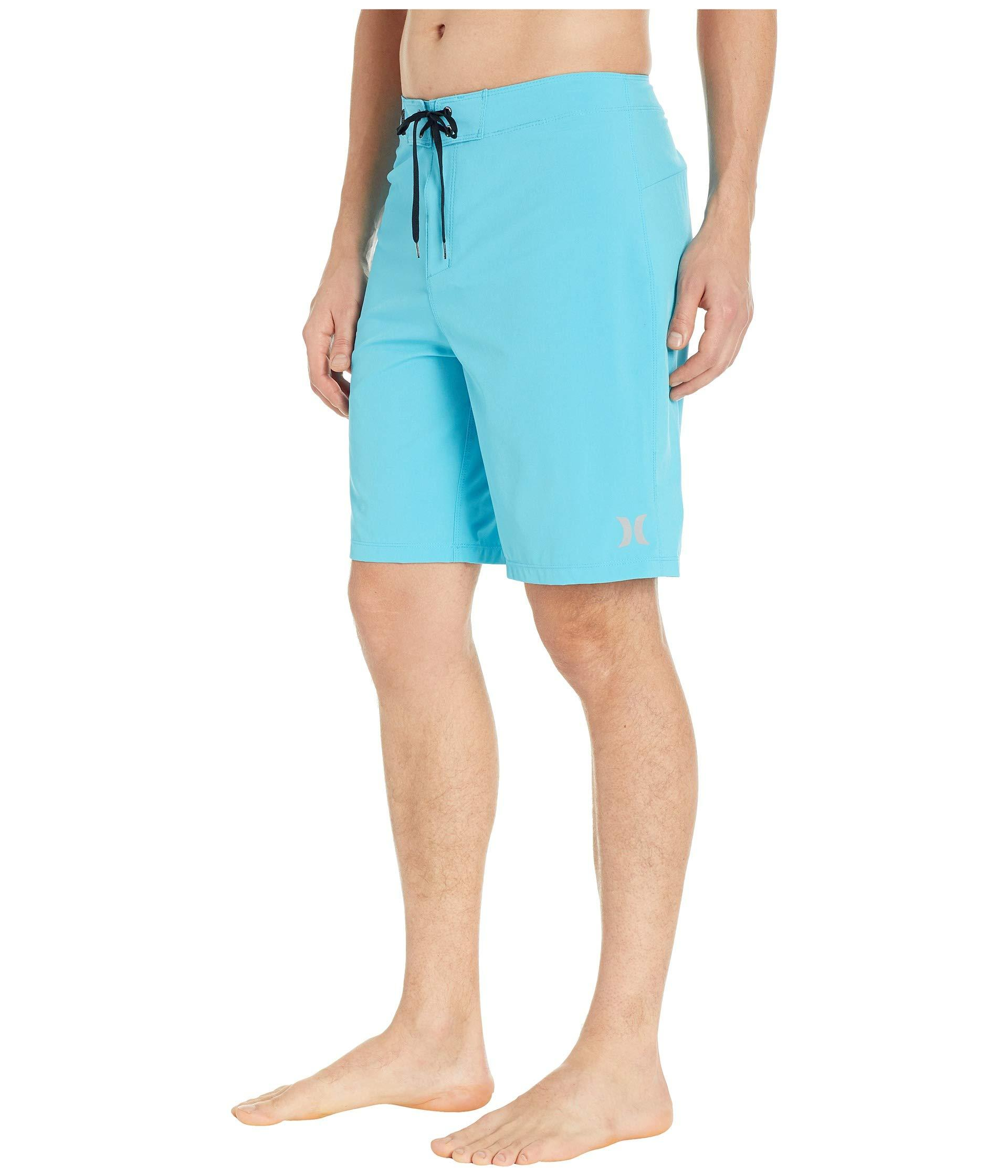 631cebe9bb Lyst - Hurley Phantom One Only 20 Stretch Boardshorts (cool Grey) Men's  Swimwear in Blue for Men