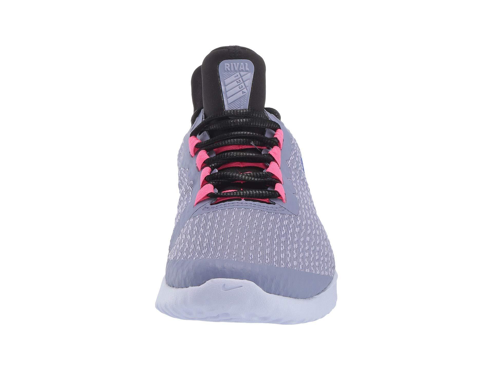 5f0febea34743 Lyst - Nike Renew Rival (pale Pink black plum Chalk vast Grey ...