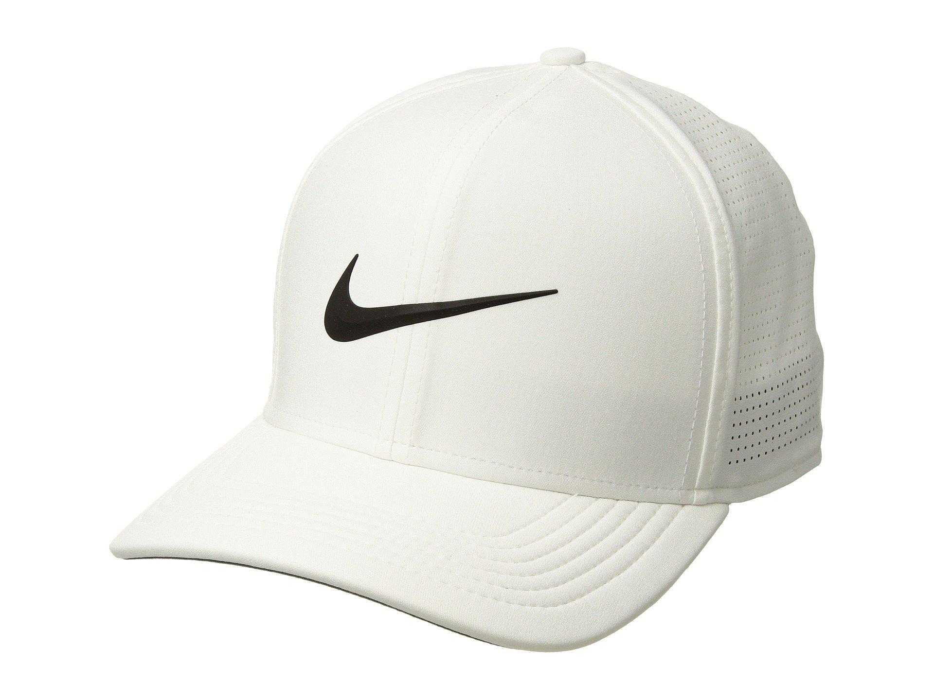 Lyst - Nike Aerobill Clc99 Cap Perf (olive Canvas anthracite white ... 66a4186f6cea