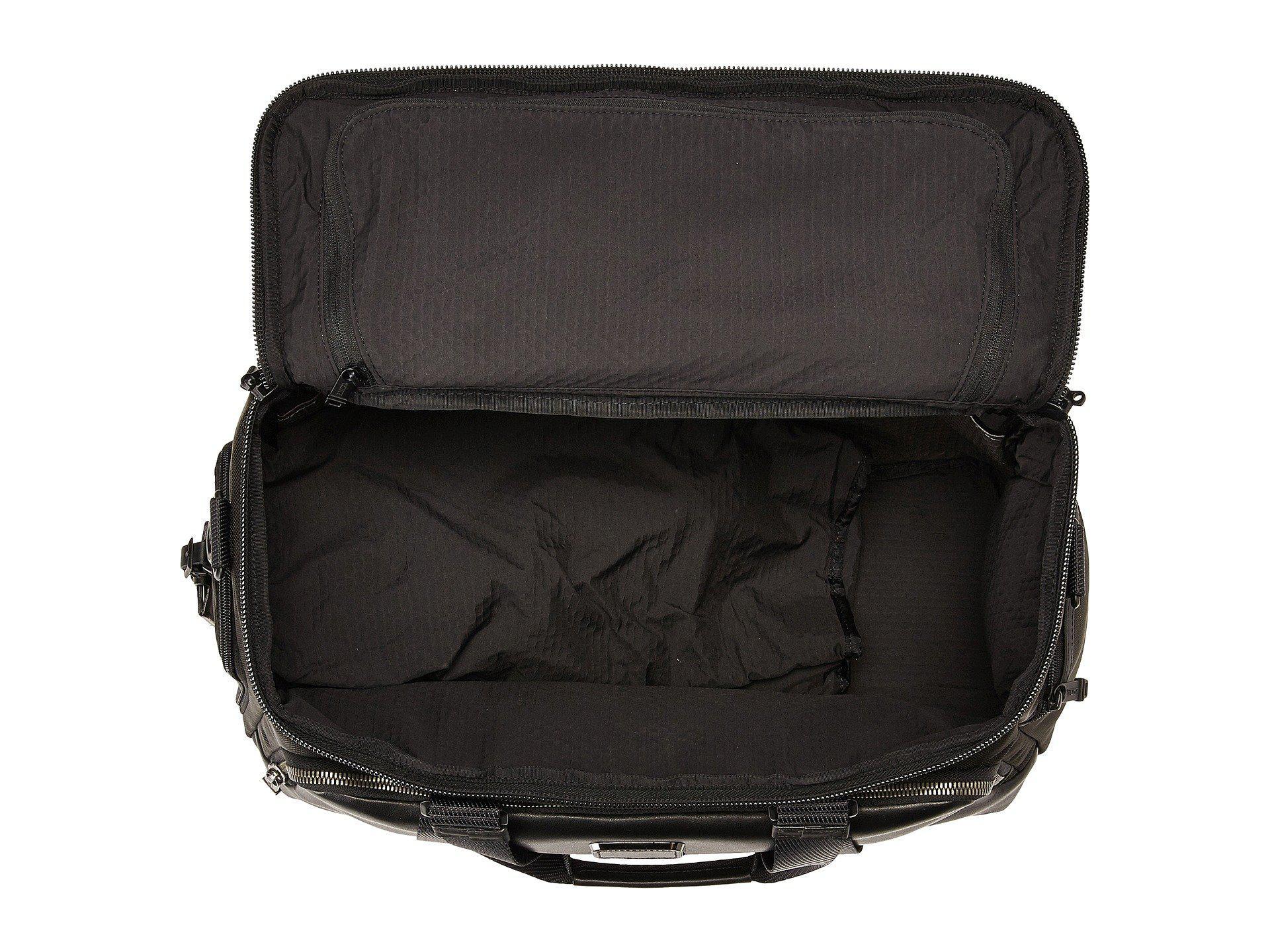 7a4a234e081 Tumi - Alpha Bravo Mccoy Gym Bag (black) Messenger Bags for Men - Lyst.  View fullscreen