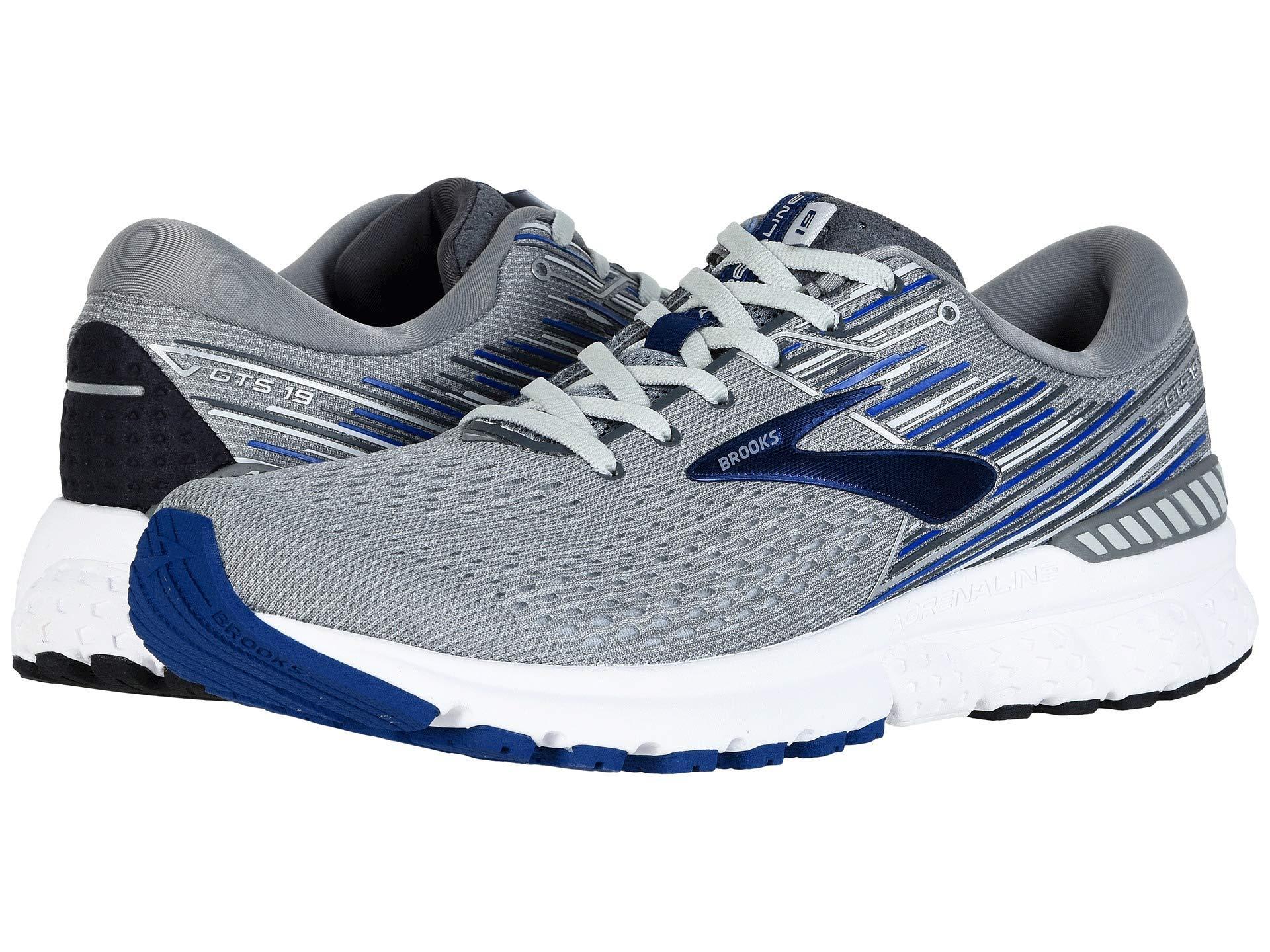 92d577088 ... Adrenaline Gts 19 (white grey navy) Men s Running Shoes. View fullscreen