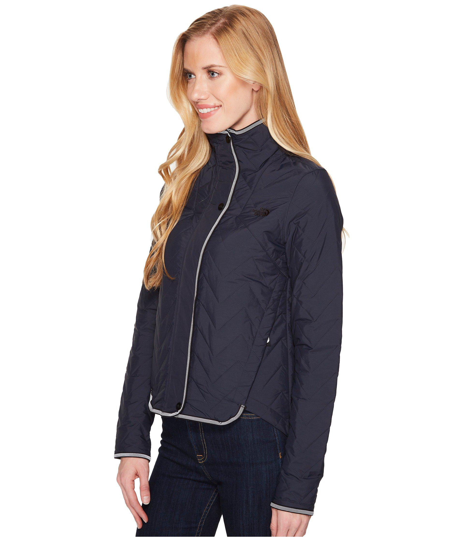 a1511e565e65 The North Face - Blue Westborough Insulated Jacket (urban Navy) Women s Coat  - Lyst. View fullscreen