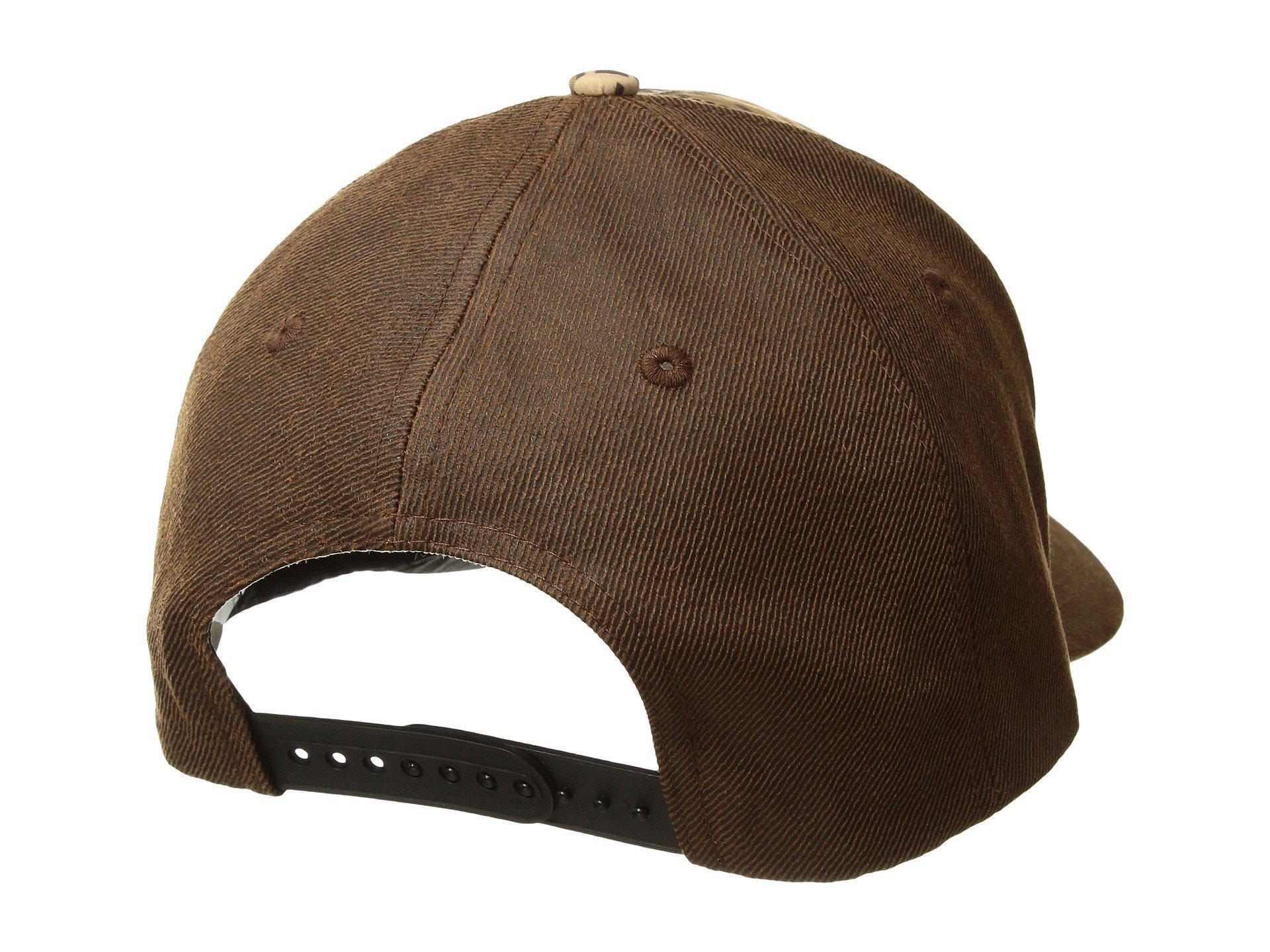 ba4d797b05b Lyst - Ariat Sport Patriot Ball Cap (brown Camo) Caps in Brown for Men