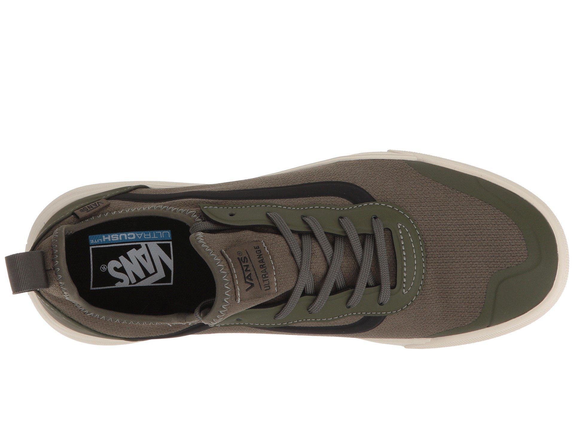 ae91bcbd9ba Lyst - Vans Ultrarange Ac (catawba Grape black) Skate Shoes for Men
