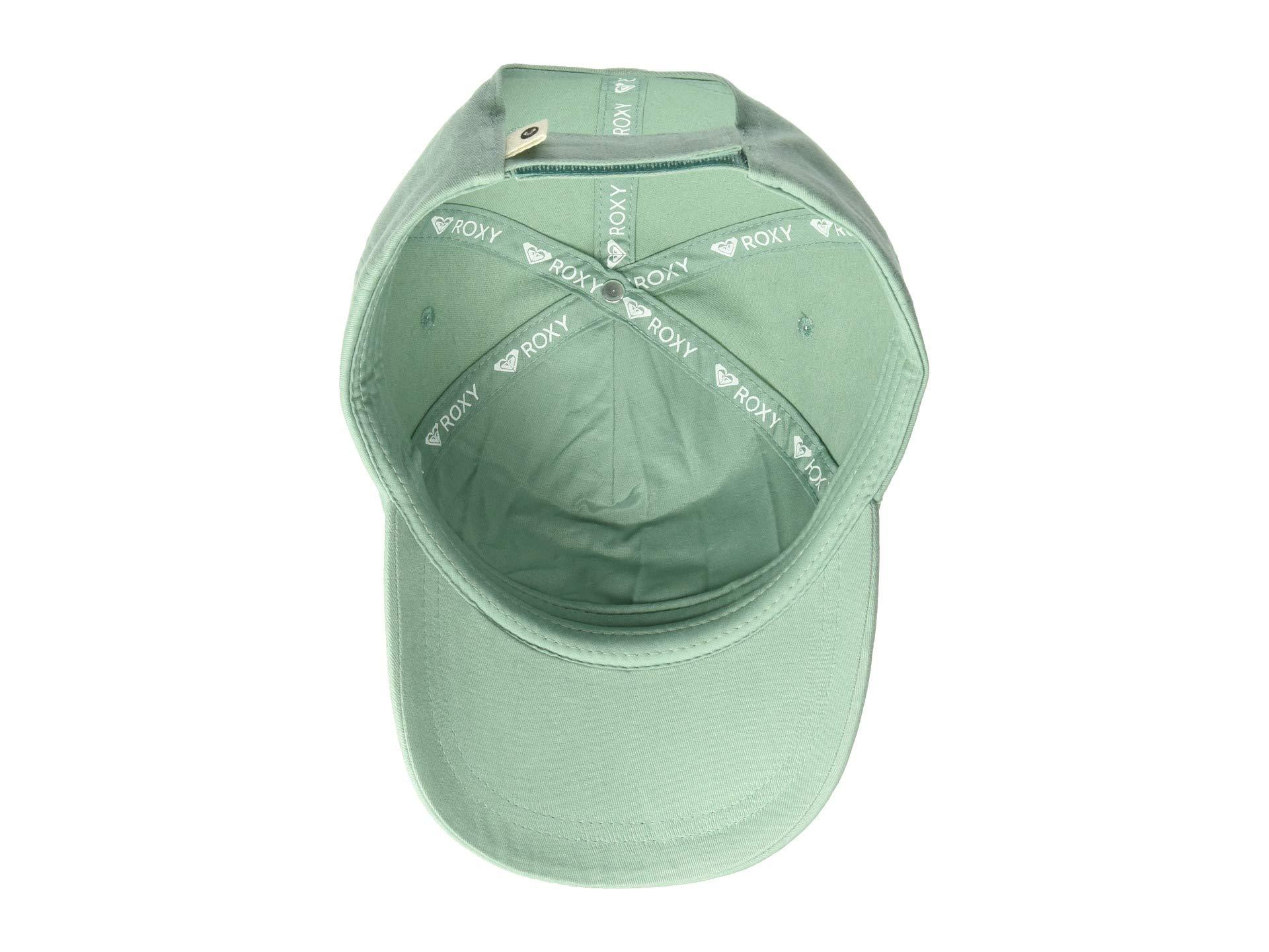 d6d0ffd3fcd8b Lyst - Roxy Extra Innings B (heritage Heather 2) Caps in Green