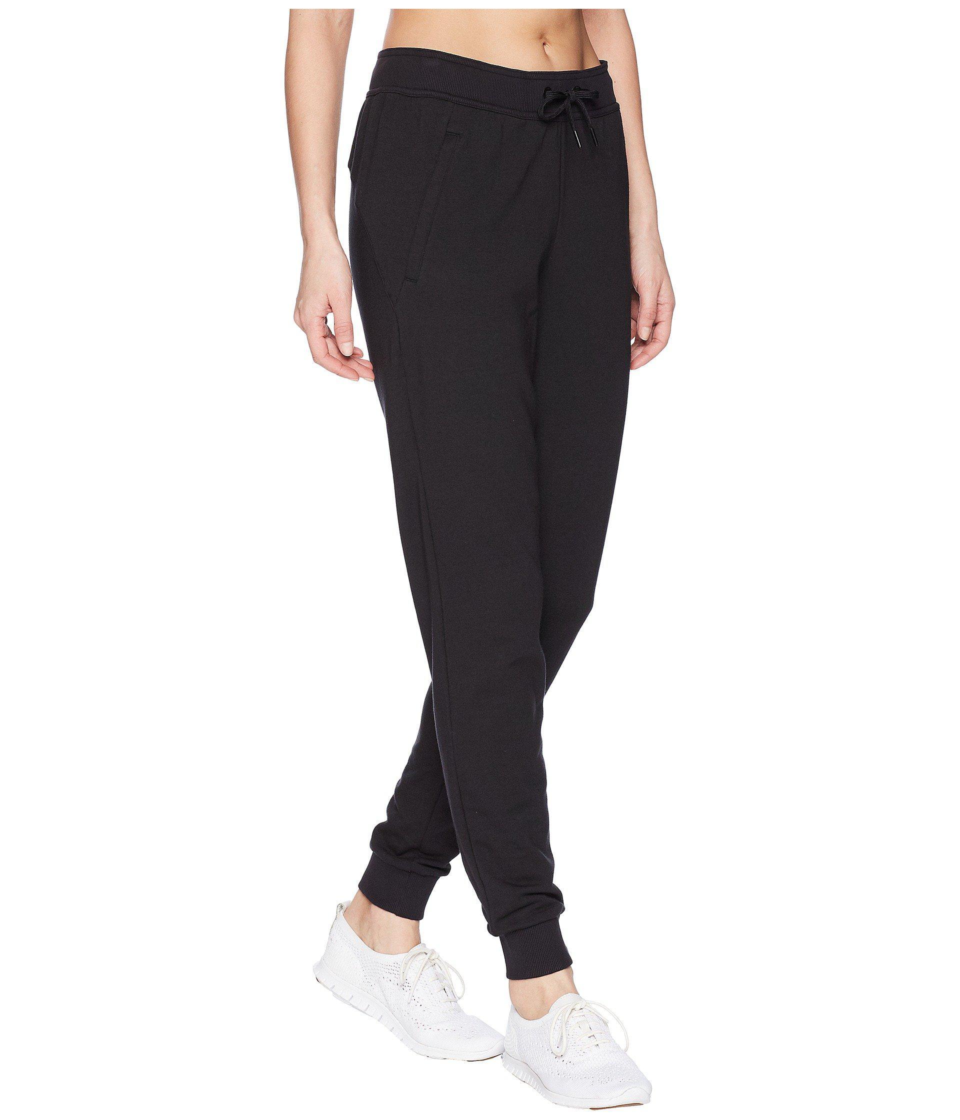 fc90ea5c96 Alo Yoga Journey Sweatpants (black) Women's Casual Pants in Black - Lyst