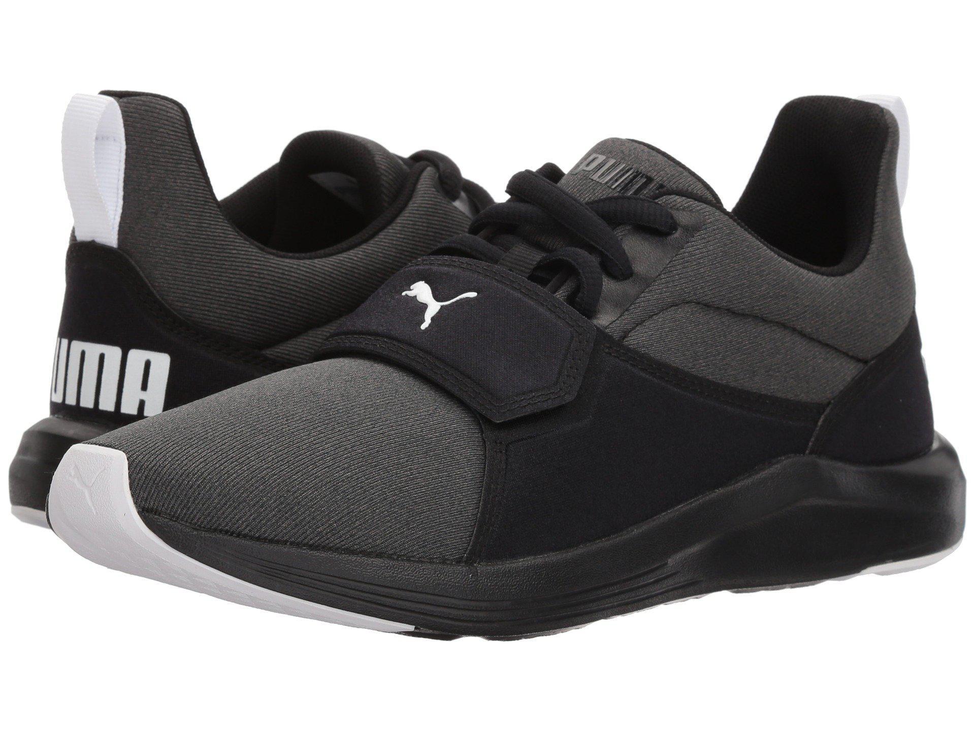 Lyst - PUMA Prodigy ( Black  White) Women s Shoes in Black 06a41d4b0c