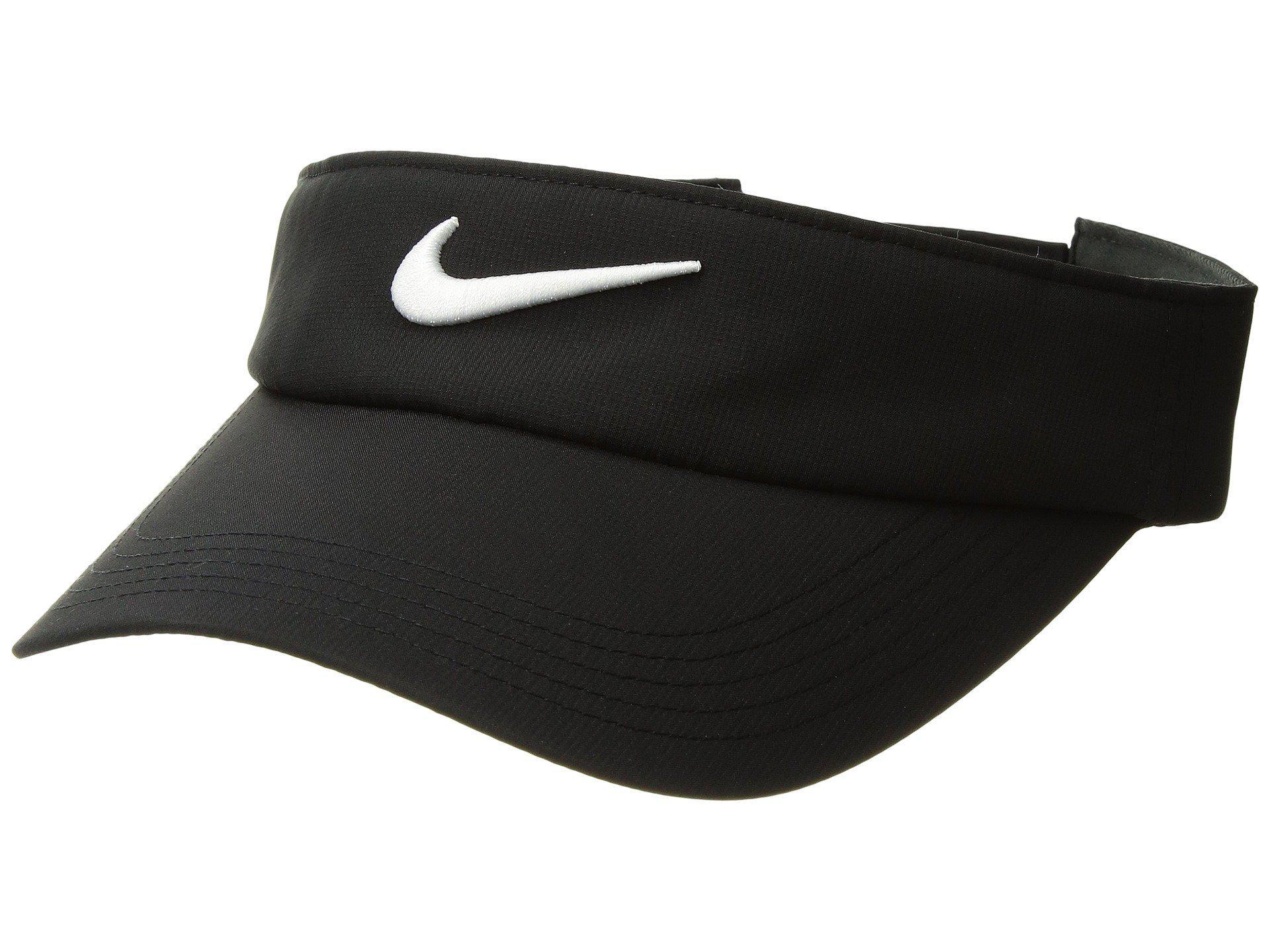Lyst - Nike Visor Core (black anthracite white) Caps in Black dc8eb2b4441