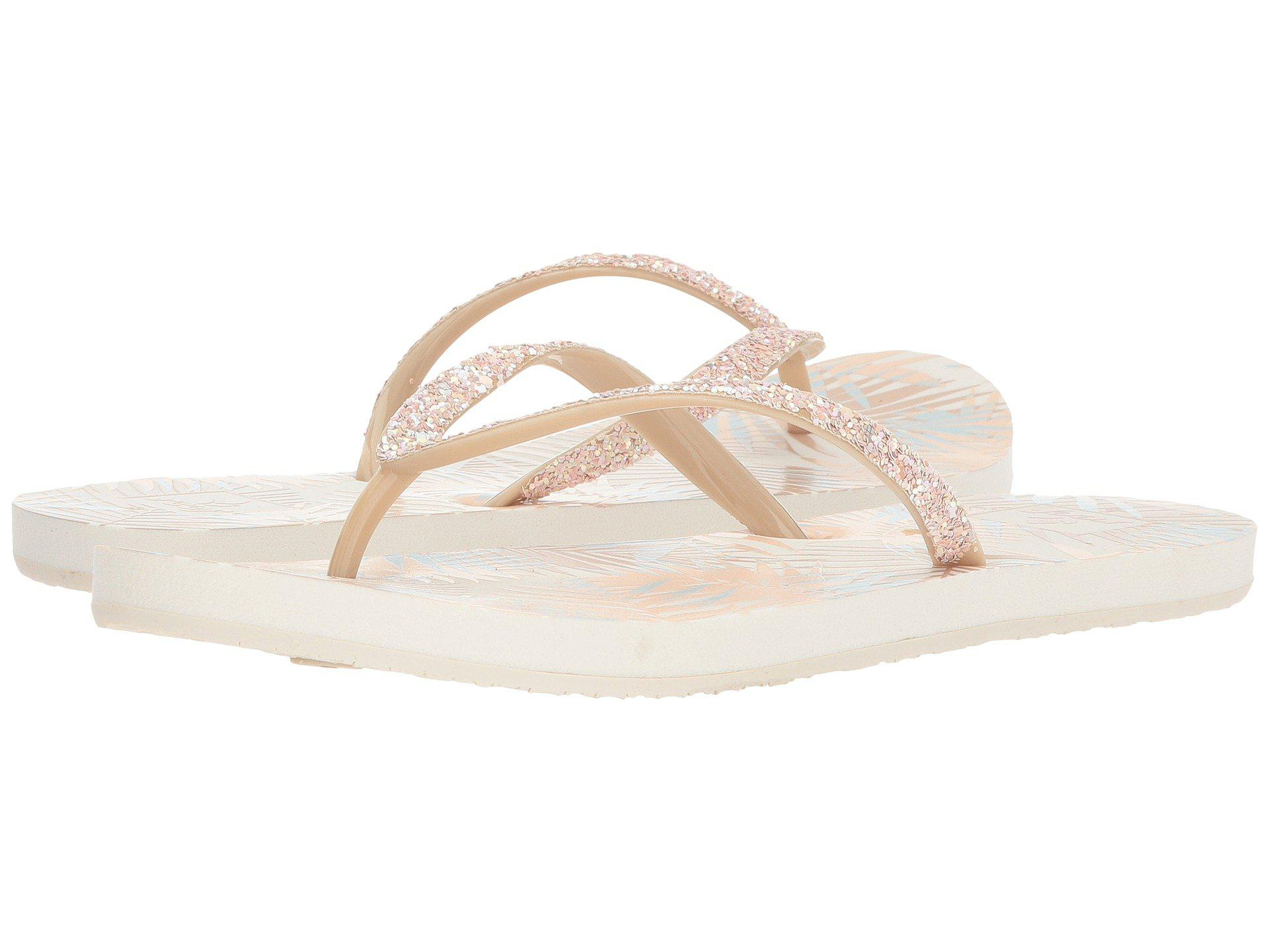 c566528b1e0 Lyst - Reef Stargazer Prints (natural Tropic) Women s Sandals in Natural