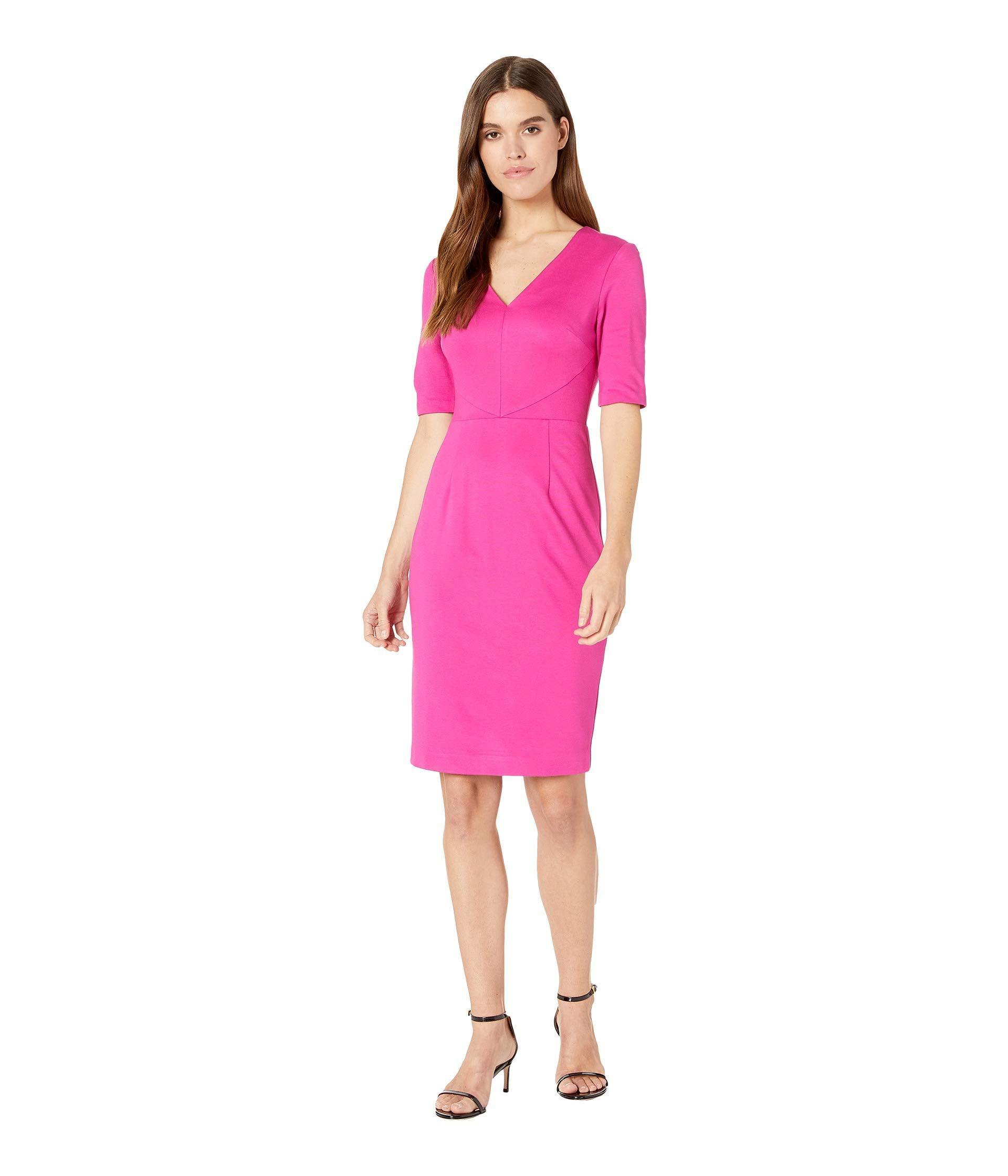 a05c462a36 Trina Turk Locale Dress (vivid Pink) Women s Dress in Pink - Save 10 ...