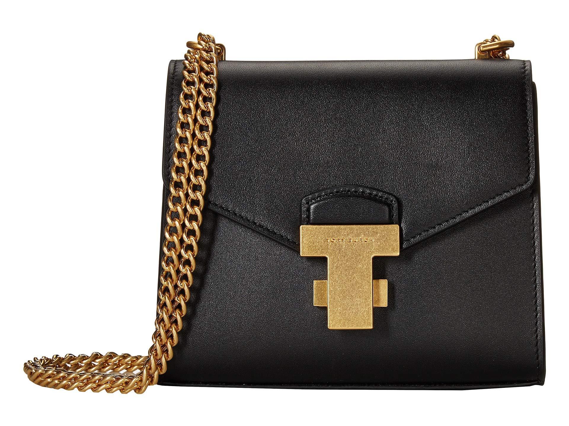 158c3f7769bd Tory Burch. Women s Juliette Chain Mini Bag (black) Cross Body Handbags