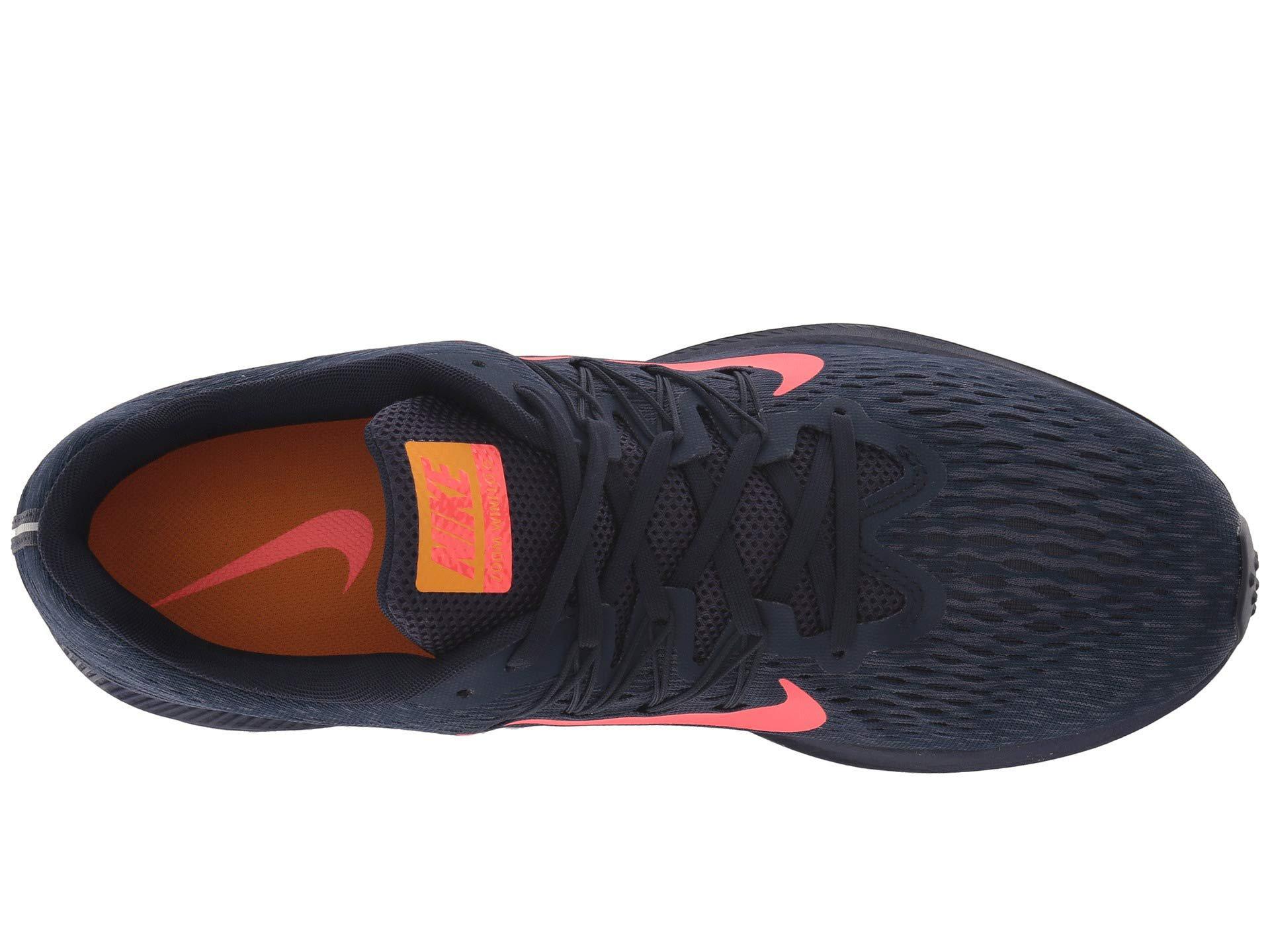 b1fb6f374f3 Nike - Blue Air Zoom Winflo 5 (cool Grey black wolf Grey . View fullscreen