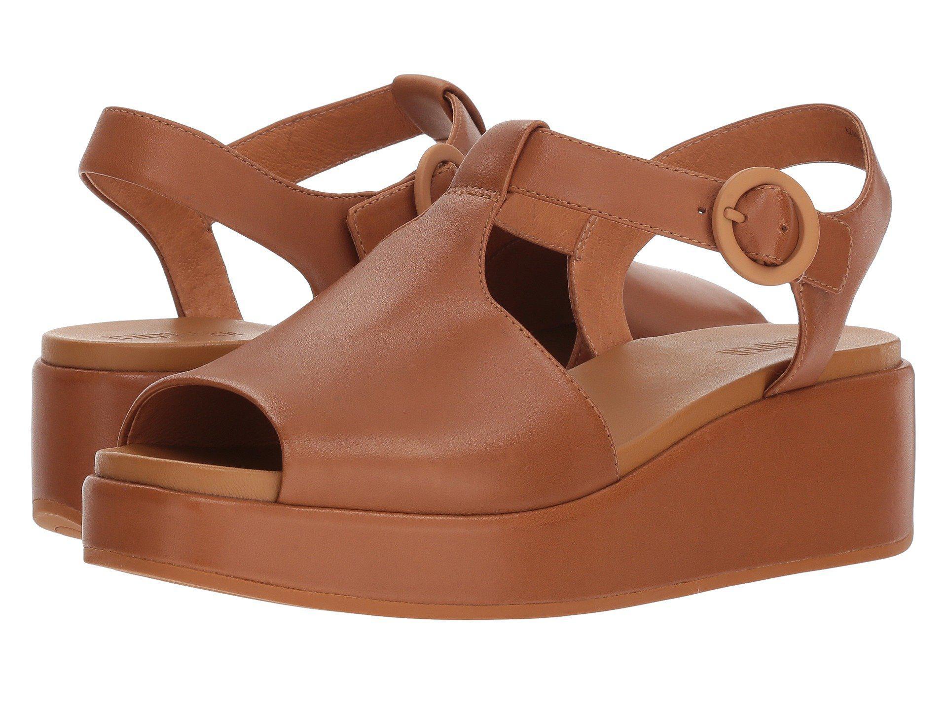 25bae46257b Lyst - Camper Misia - K200568 (rust coppe) Women s Shoes in Brown