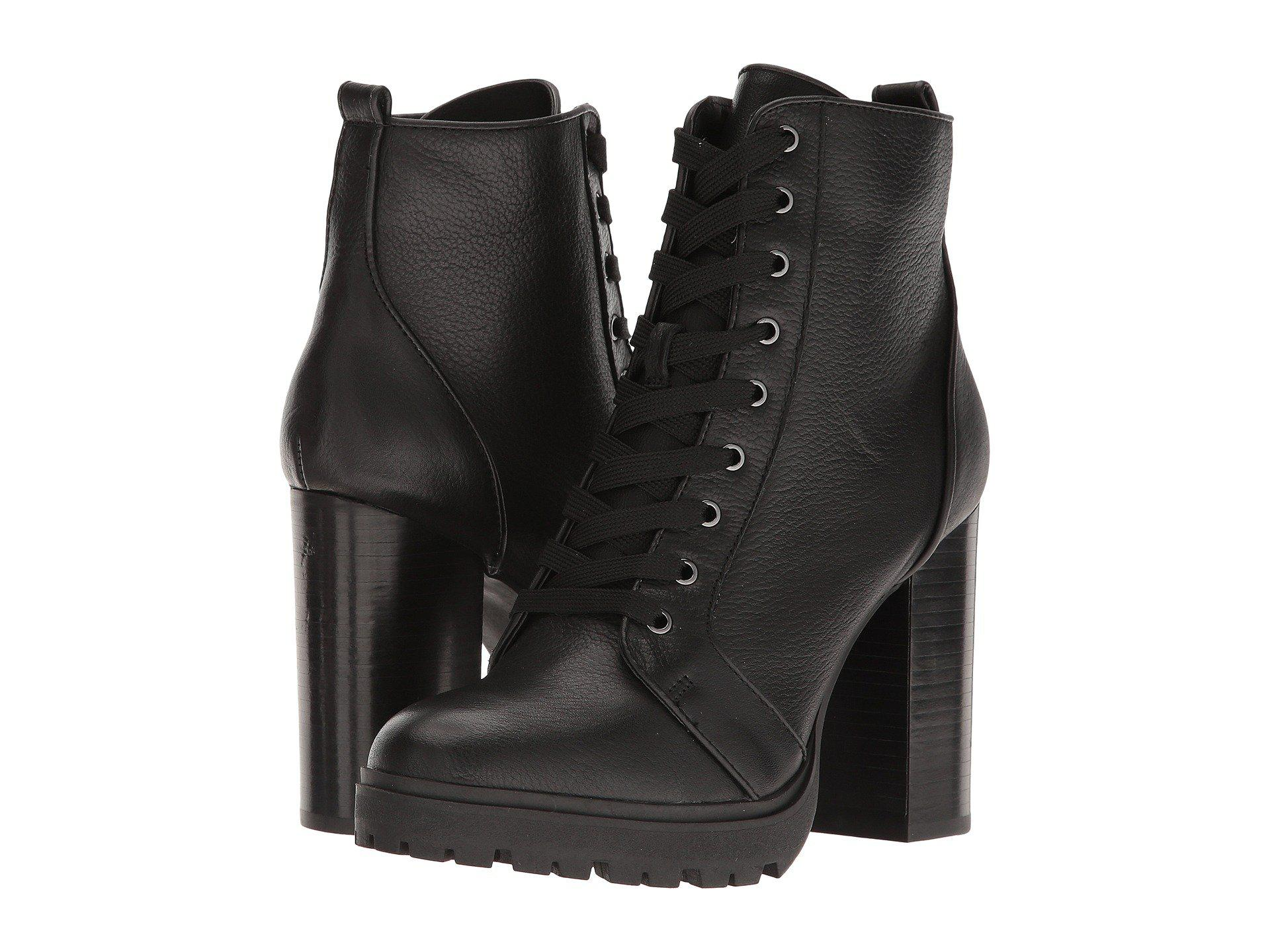 db72ffb39d1 Lyst - Steve Madden Laurie in Black