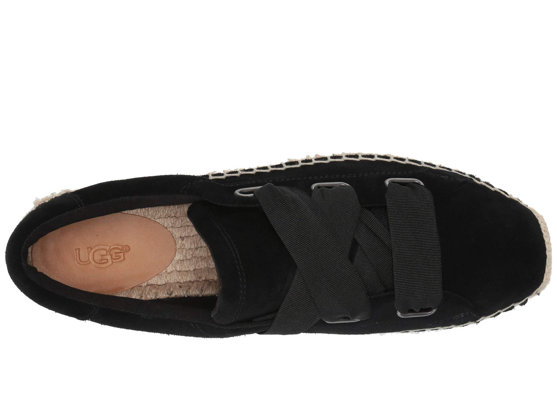 5c24195a855 Lyst - UGG Brianna (chestnut) Women's Sandals in Black