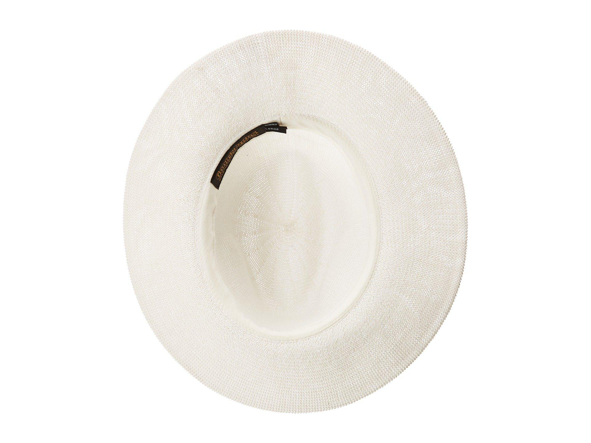 8967365c Goorin Bros - Fatima (white) Caps - Lyst. View fullscreen