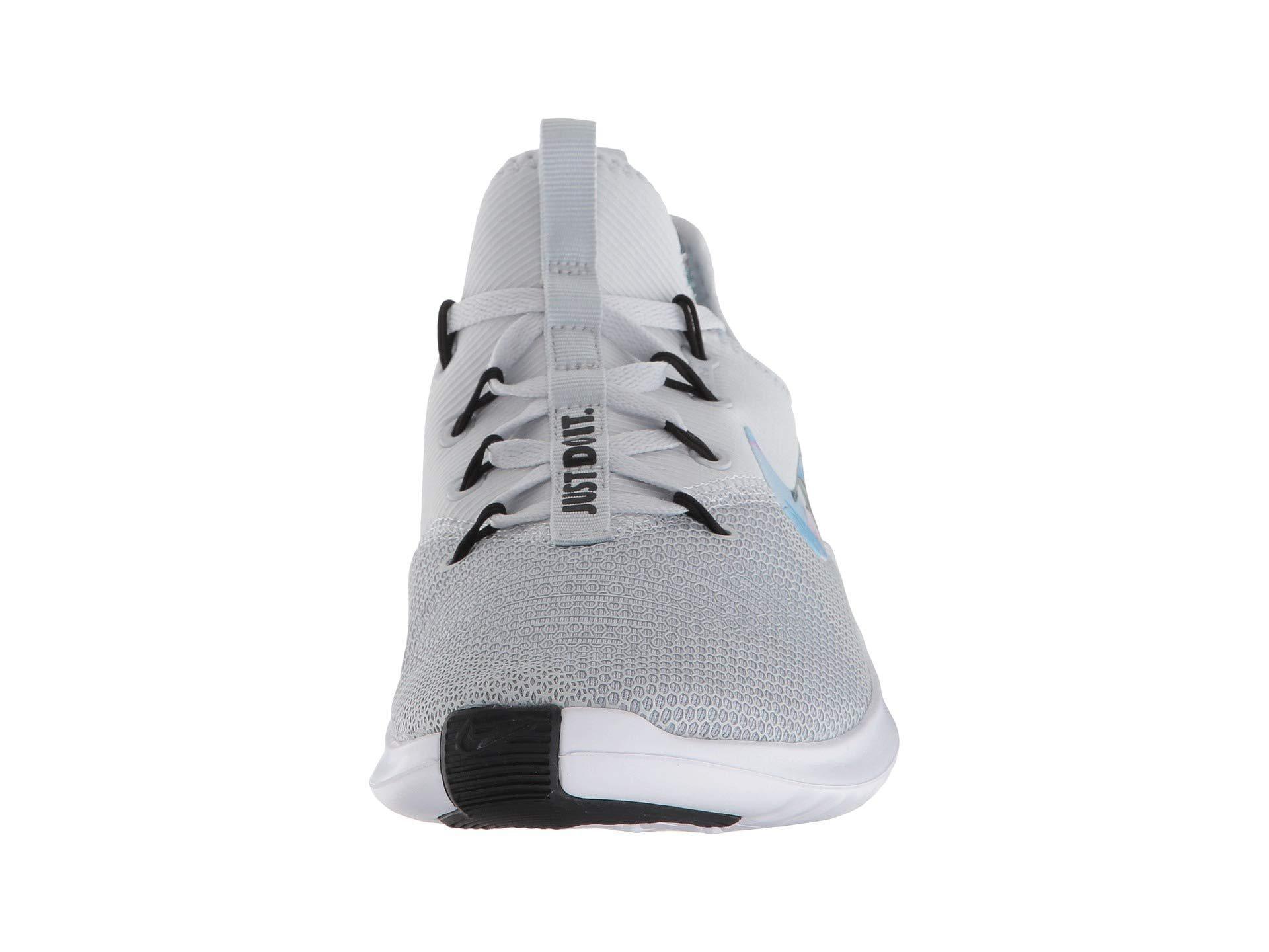 f1bfba5dcedb Nike - Multicolor Free Tr 8 Print (pure Platinum pure Platinum black). View  fullscreen
