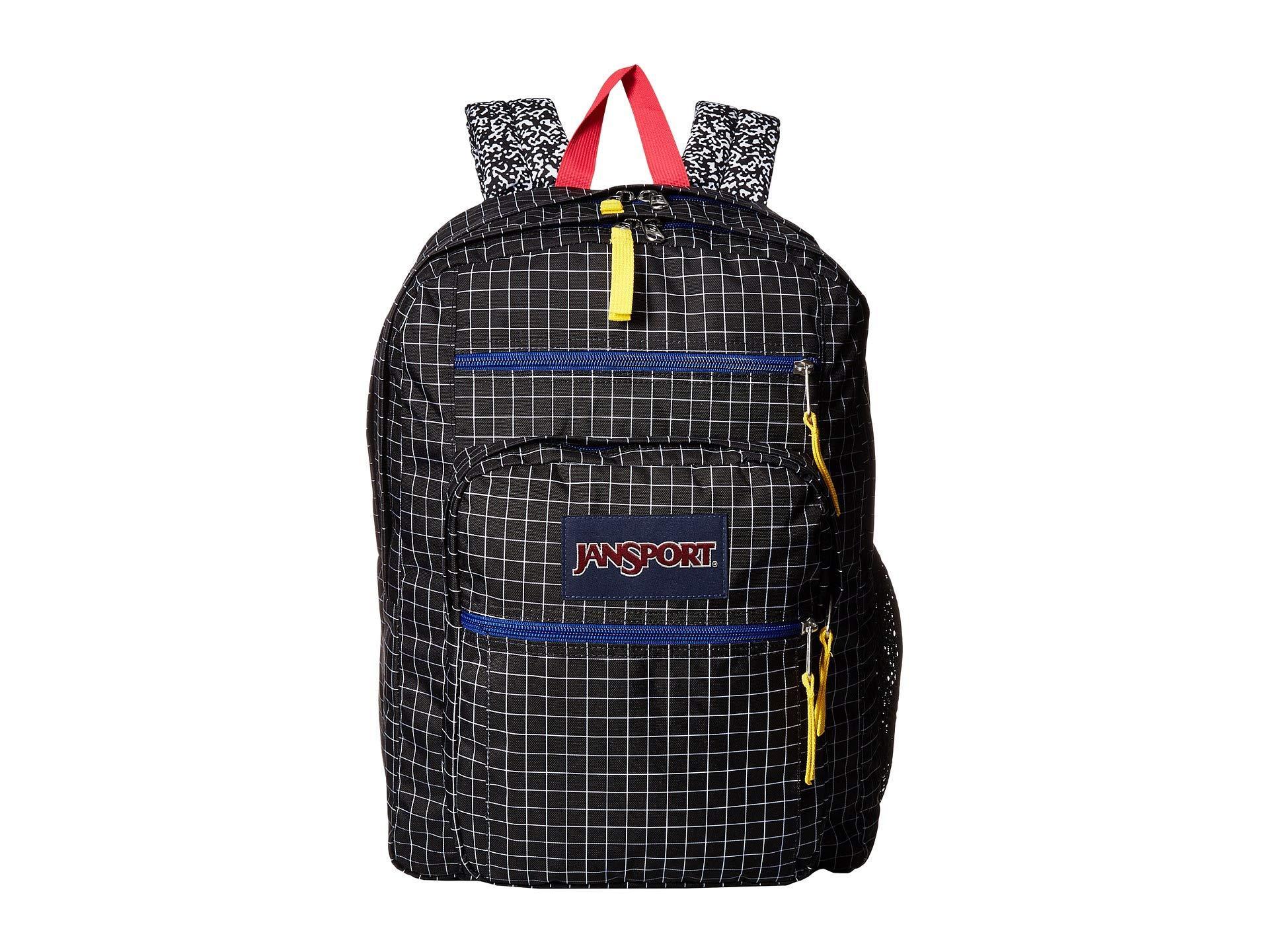 a5b6d3b6ca0f3 Jansport - Black Big Student (pink Mist) Backpack Bags for Men - Lyst. View  fullscreen