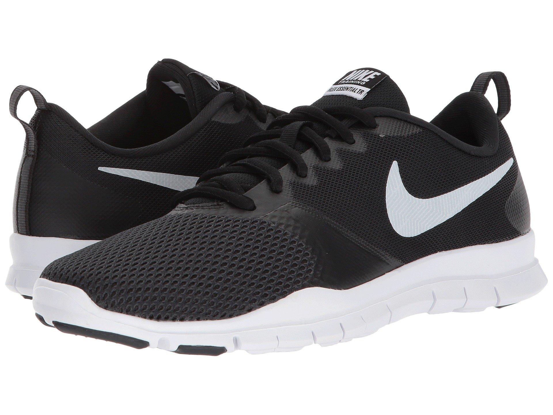 9eb2a00eb8bc6 Lyst - Nike Flex Essential Tr (white wolf Grey pure Platinum ...