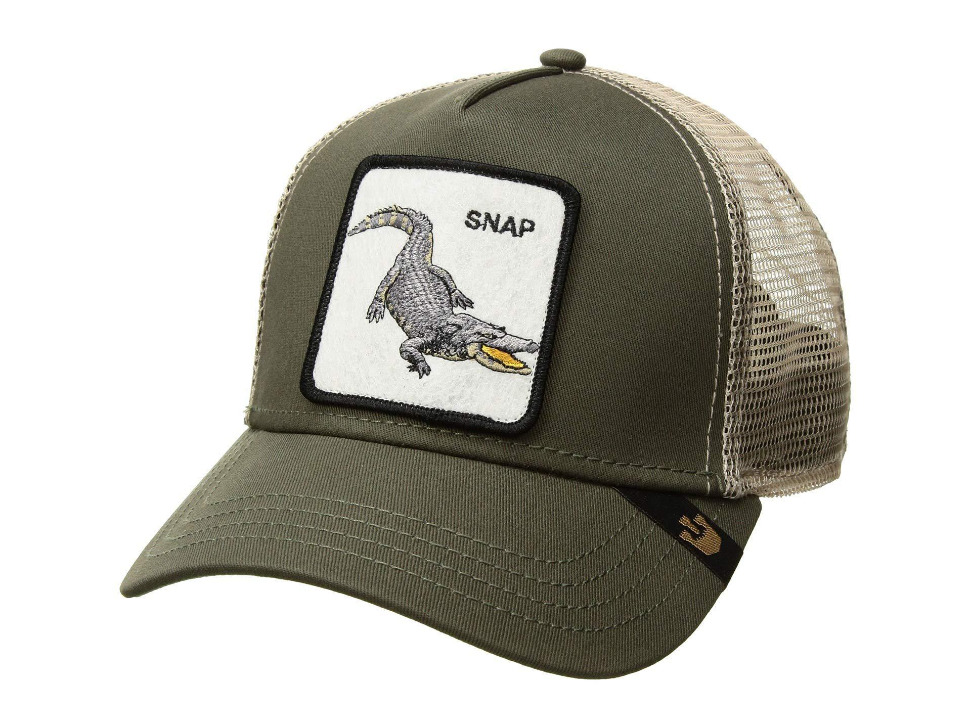 Lyst - Goorin Bros Animal Farm Snap Back Trucker Hat (brown Beaver ... 66456f877b34