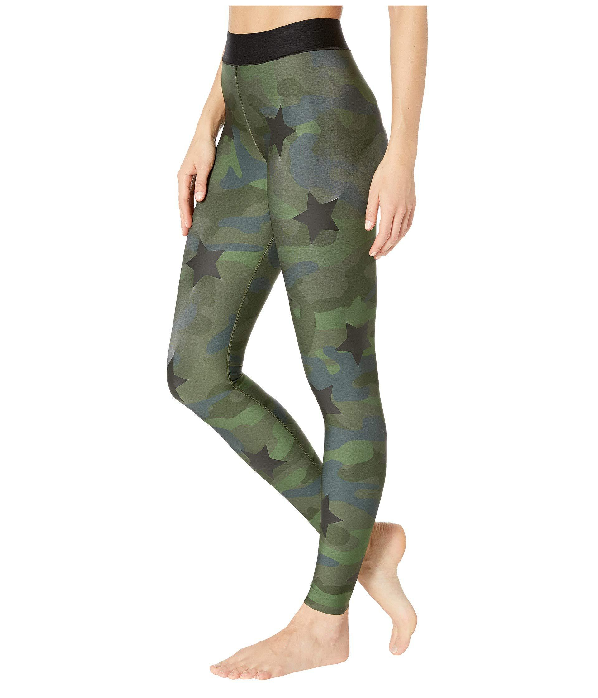 fe4f0658a8387 Lyst - Ultracor Ultra Silk Knockout Legging in Green