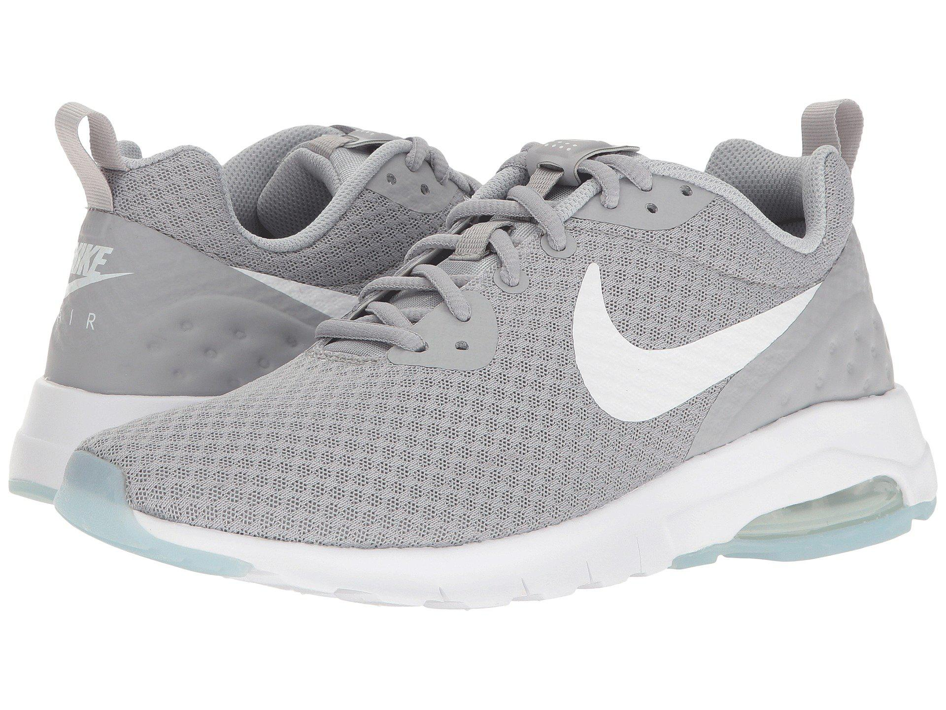 7c0bcb03ab Lyst - Nike Air Max Motion (wolf Grey/white) Men's Running Shoes for Men