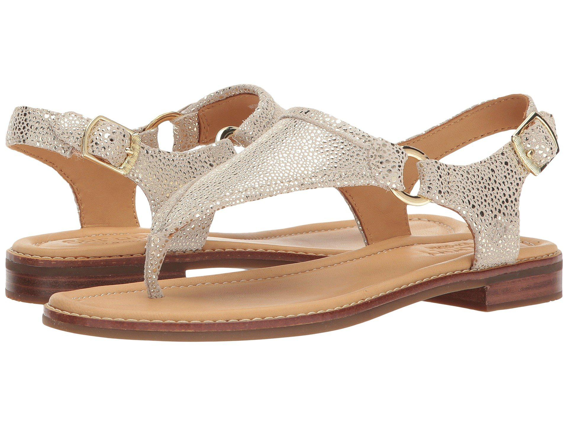 Sperry Abby Sparkle Sandals WO1gdLbGa