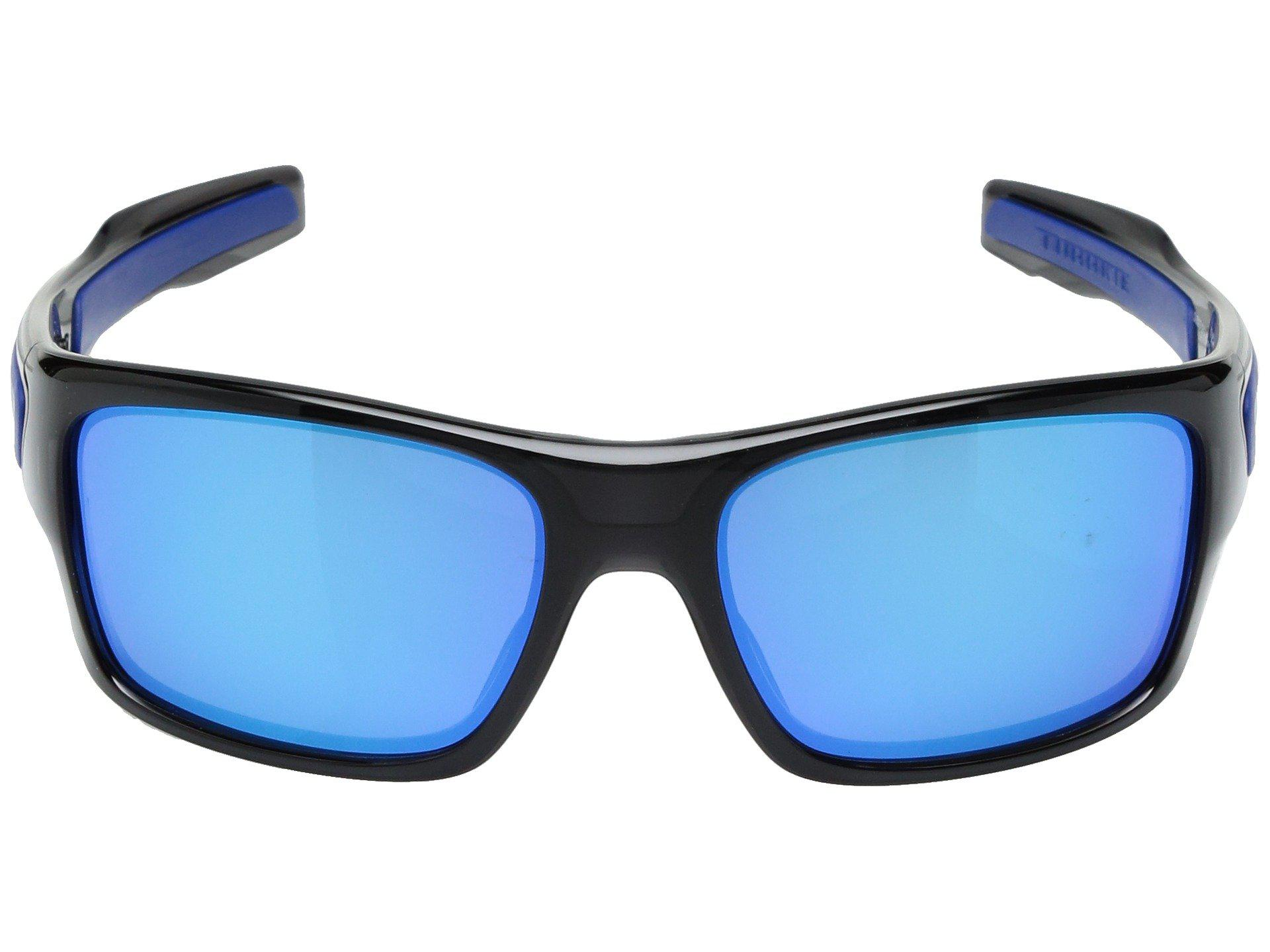 46448e02c2 Oakley - Blue Turbine Xs (polished White W  Prizm Deep Water Polarized)  Fashion. View fullscreen