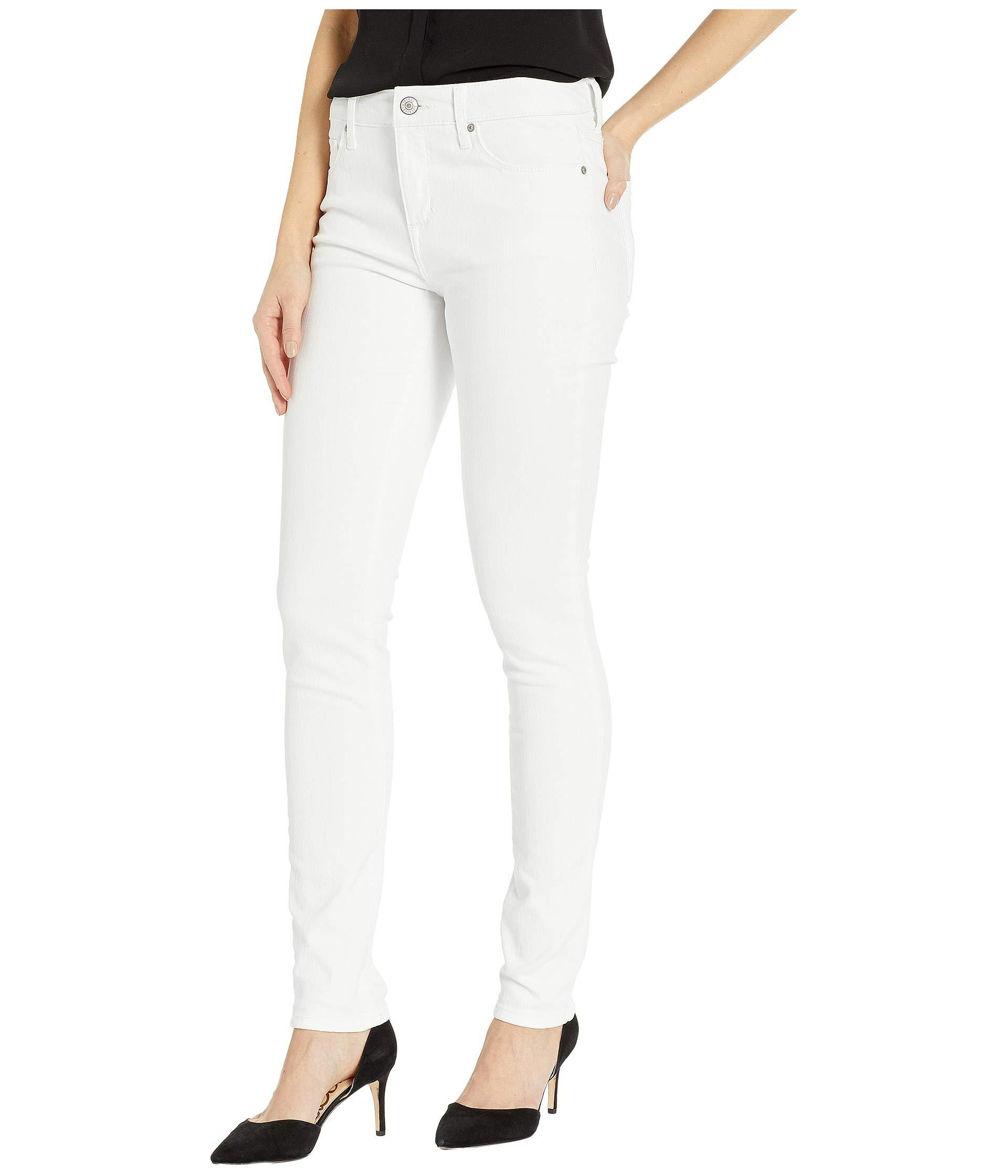 d9cc487964a Lyst - Vintage America Wonderland Skinny Jeans In White (white) Women s  Jeans in White