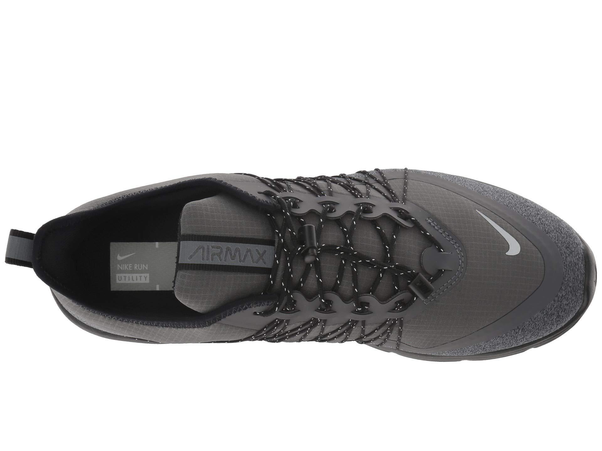 db745cacc6 Nike Air Max Sequent 4 Shield (dark Grey/metallic Silver/black ...