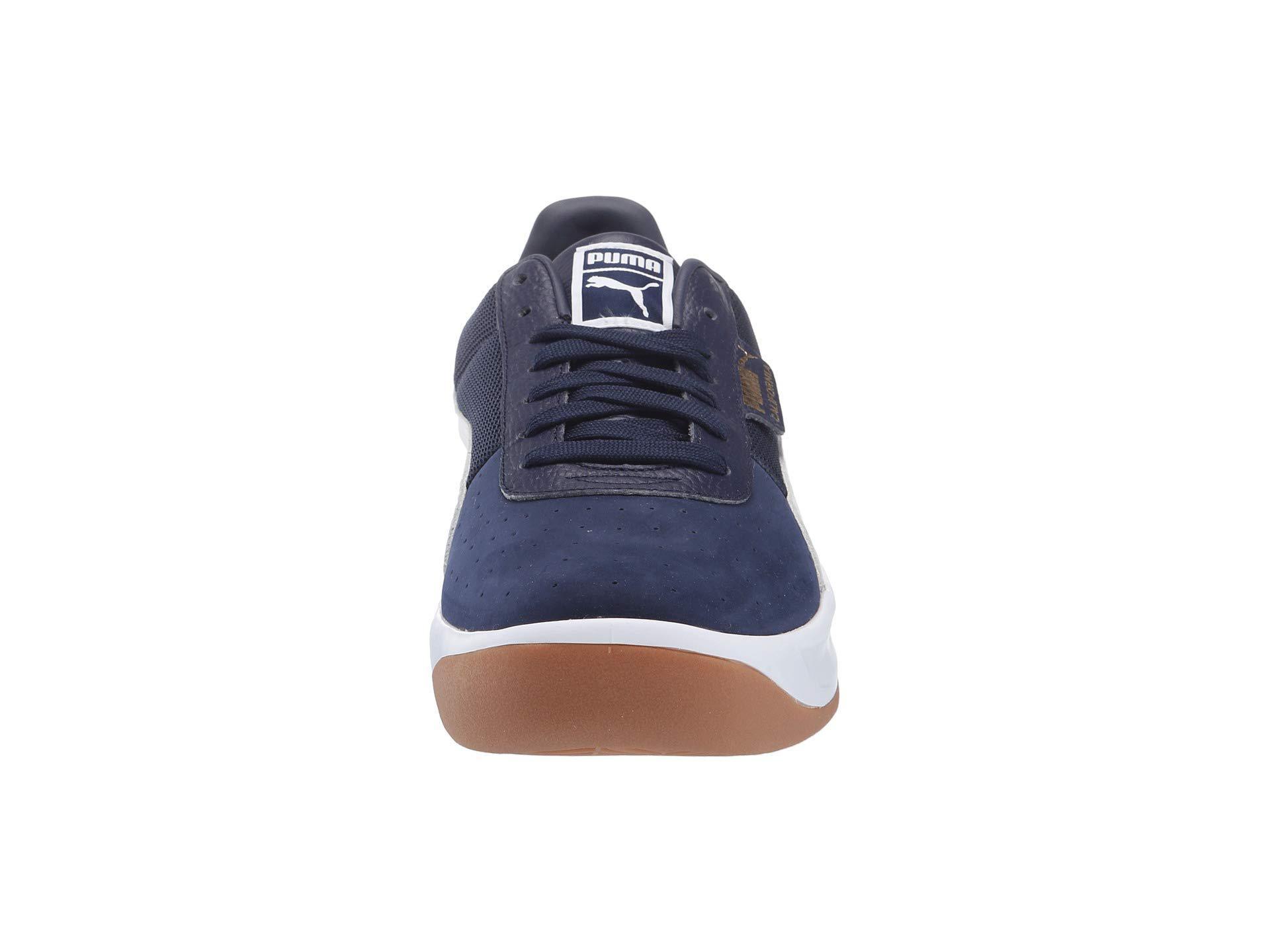 PUMA - California Casual ( White peacoat  White) Men s Shoes for Men -.  View fullscreen 5cecb4971