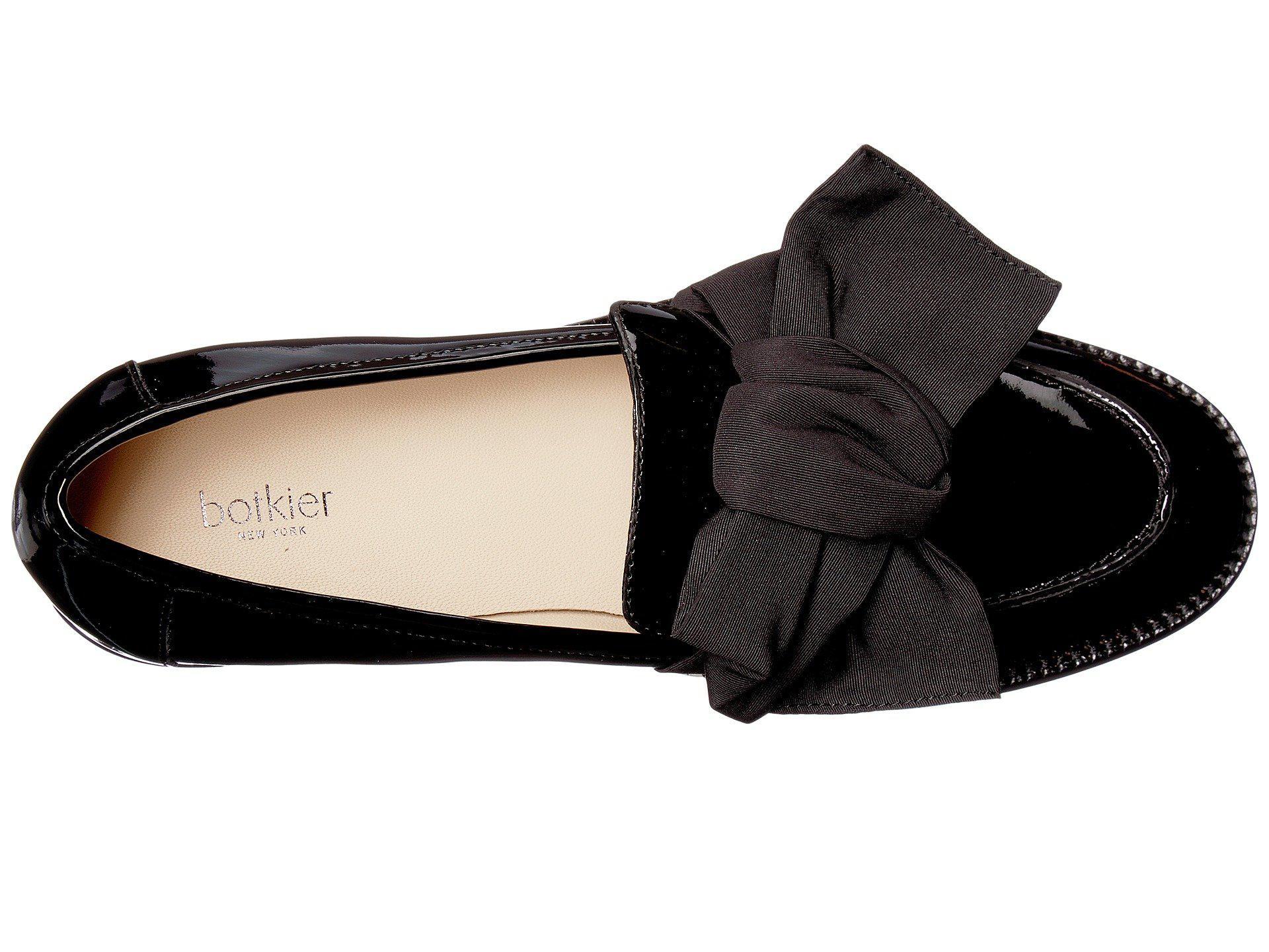 12e83c0c205 Lyst - Botkier Violet Loafer (black Patent) Women s Slip-on Dress ...