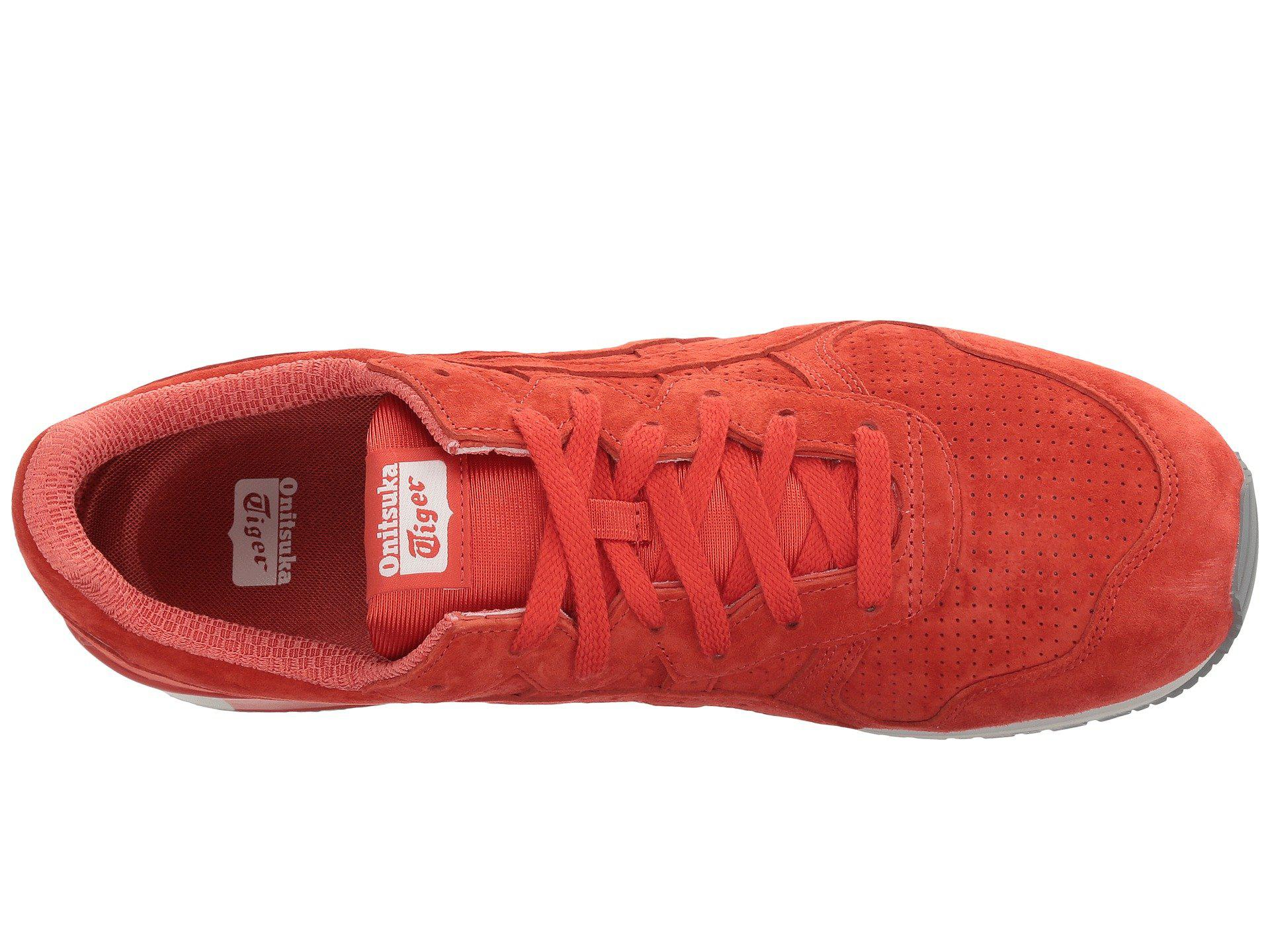 ALLY - Sneaker low - red